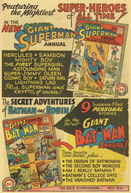 Read online Aquaman (1962) comic -  Issue #7 - 11