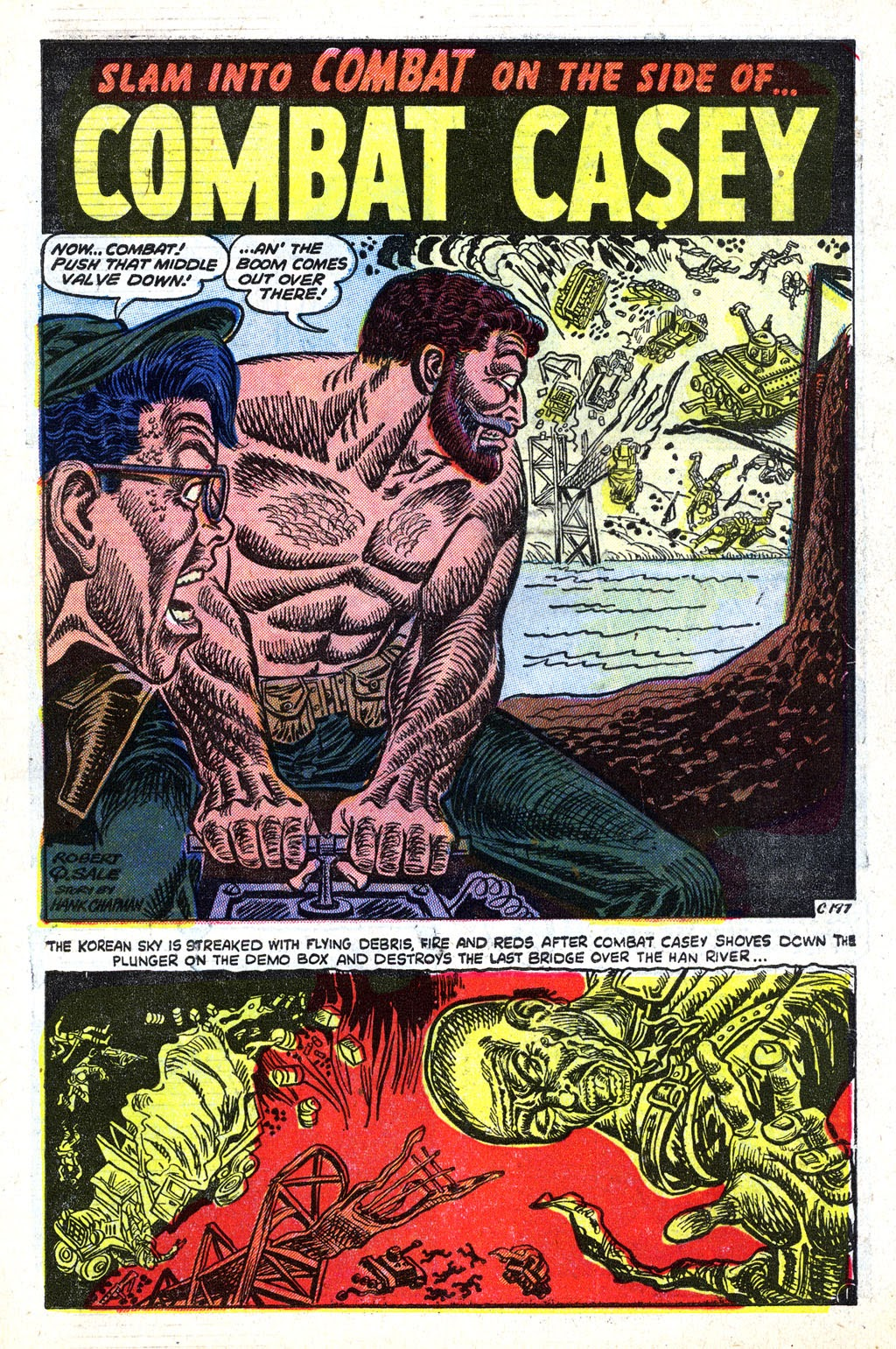 Combat (1952) issue 11 - Page 3