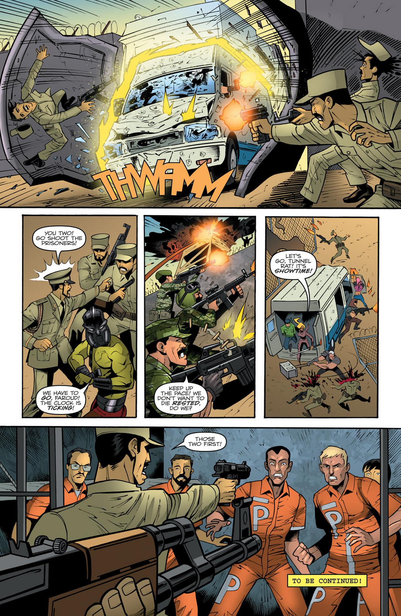 G.I. Joe: A Real American Hero 186 Page 24