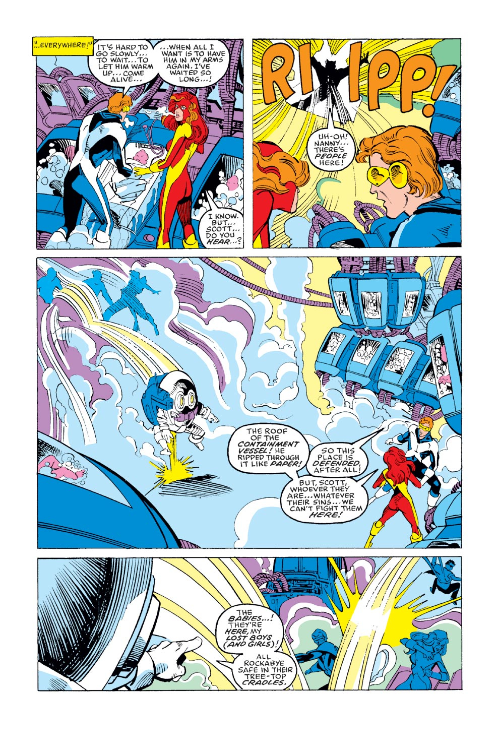 Read online X-Factor (1986) comic -  Issue #35 - 13