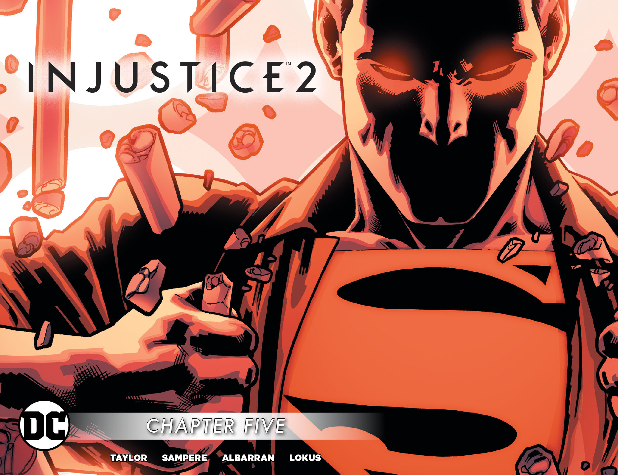 Read online Injustice 2 comic -  Issue #5 - 1