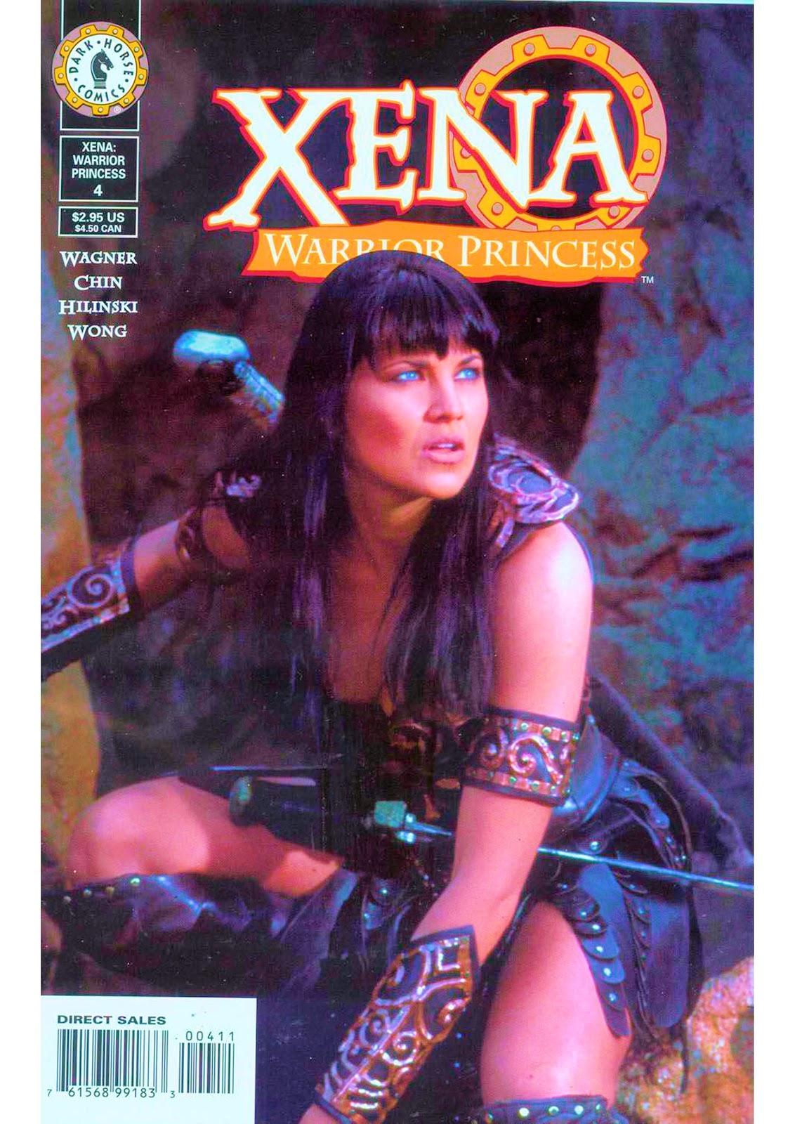 Xena: Warrior Princess (1999) Issue #4 #4 - English 3