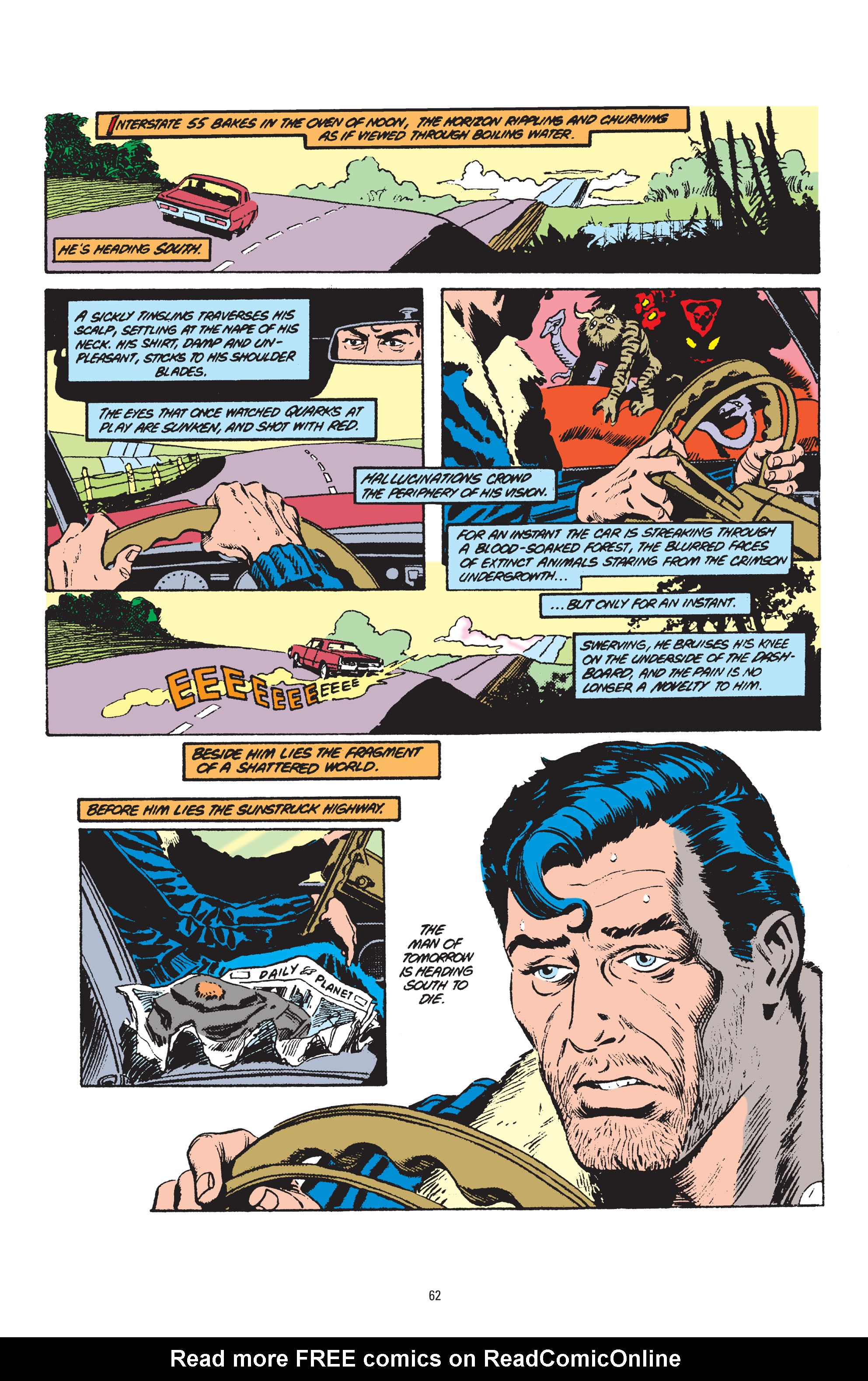 Read online Superman: Whatever Happened to the Man of Tomorrow? comic -  Issue # TPB - 61