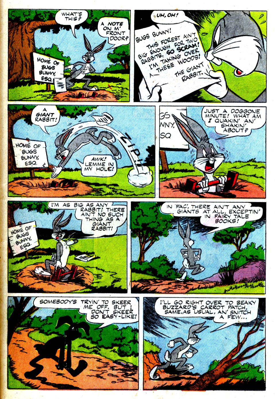 Four Color Comics issue 281 - Page 33