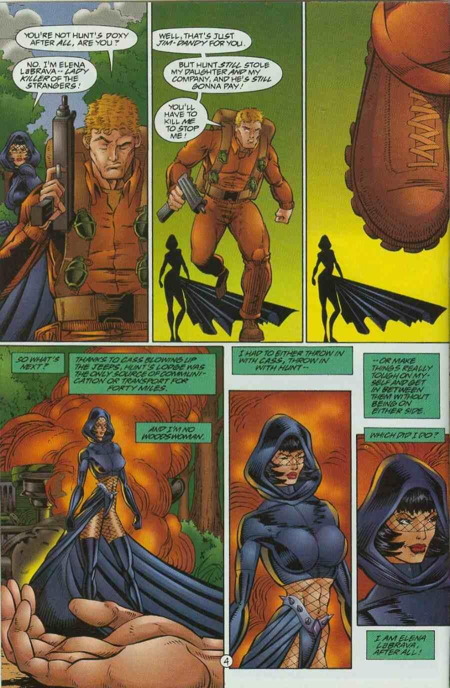 Read online Ultraverse Premiere comic -  Issue #6 - 16