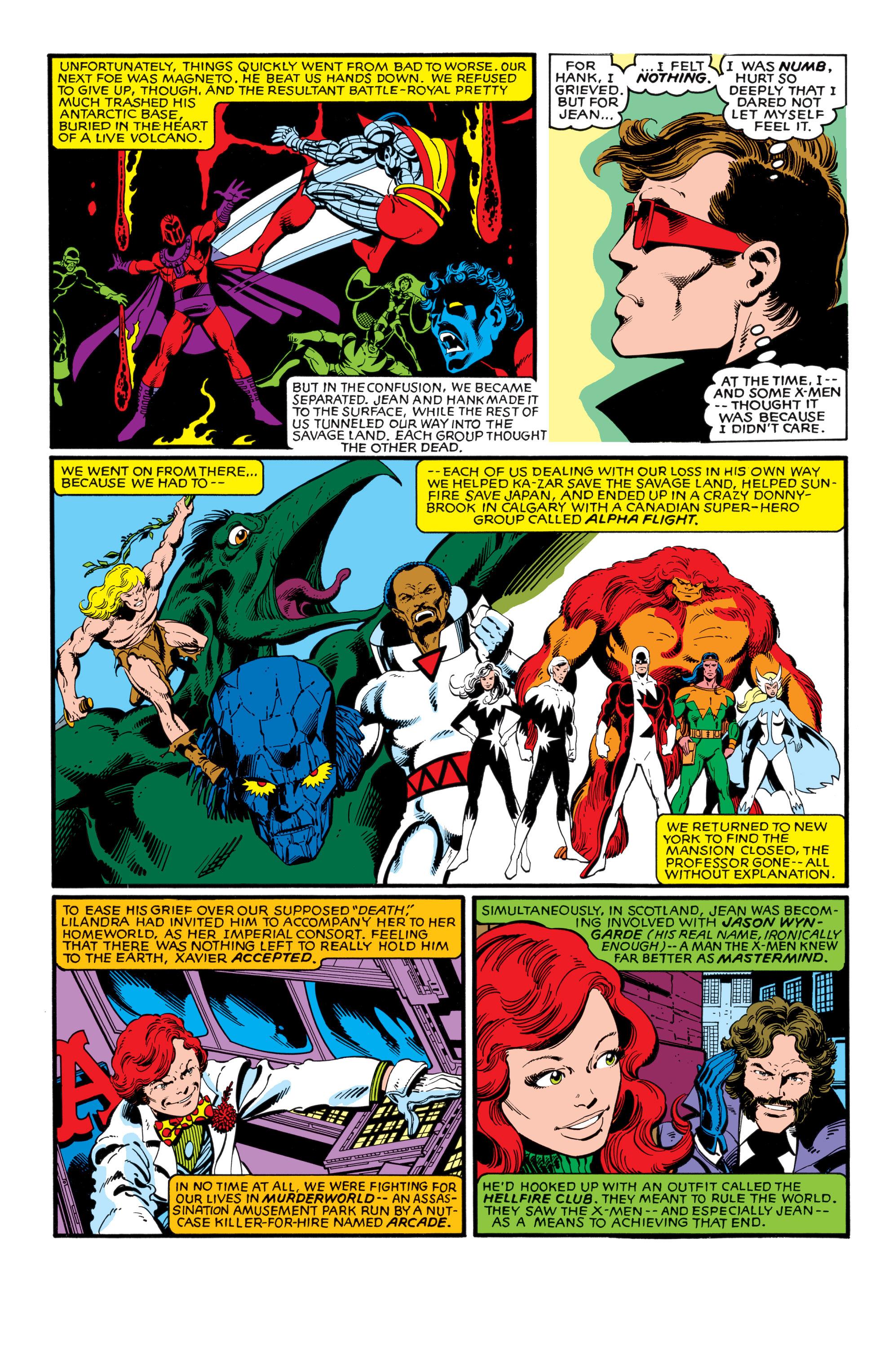 Read online Uncanny X-Men (1963) comic -  Issue #138 - 16