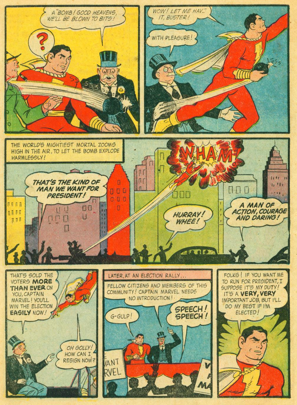 Captain Marvel Adventures issue 41 - Page 34