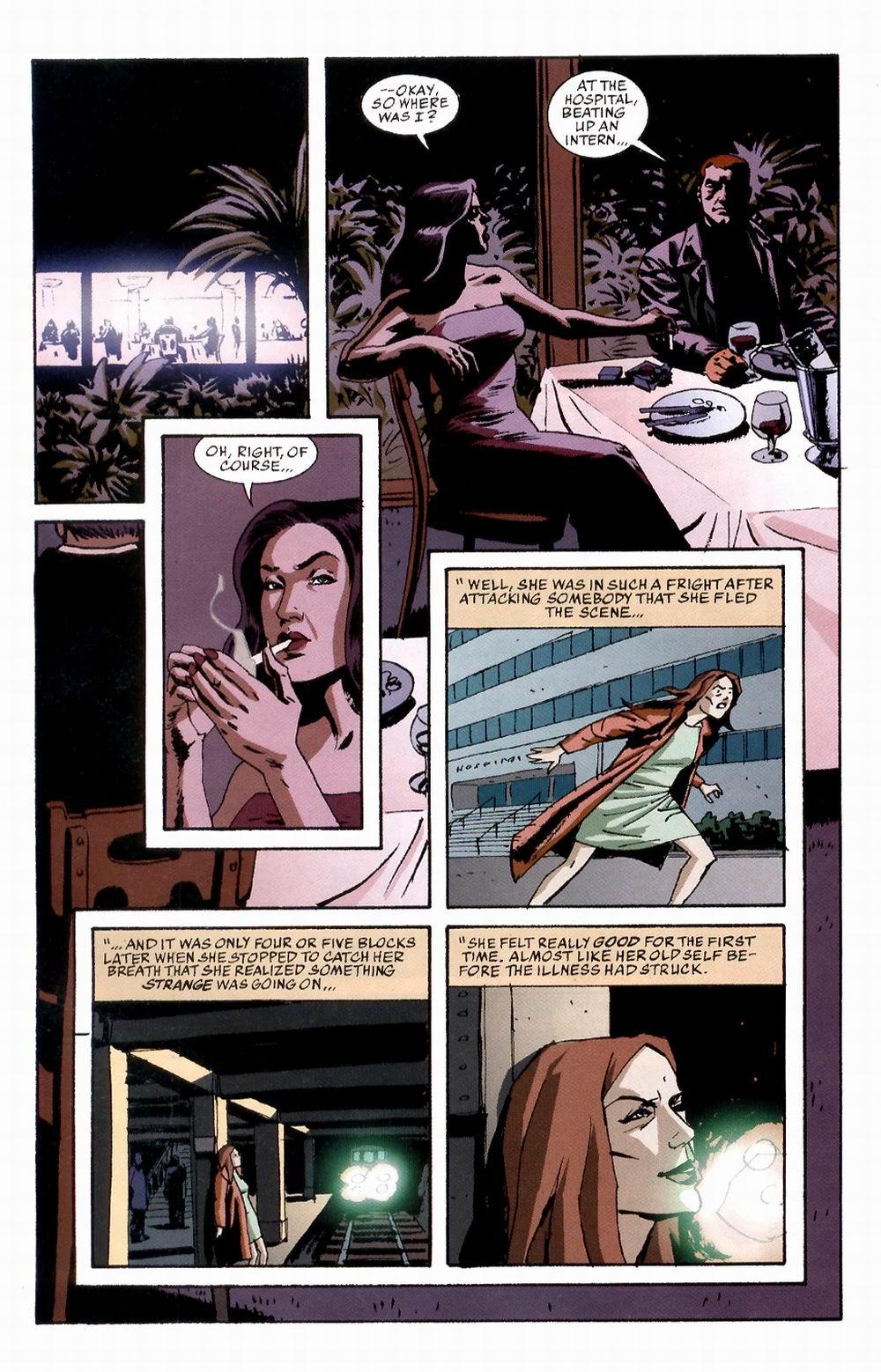 Read online Sleeper comic -  Issue #3 - 22
