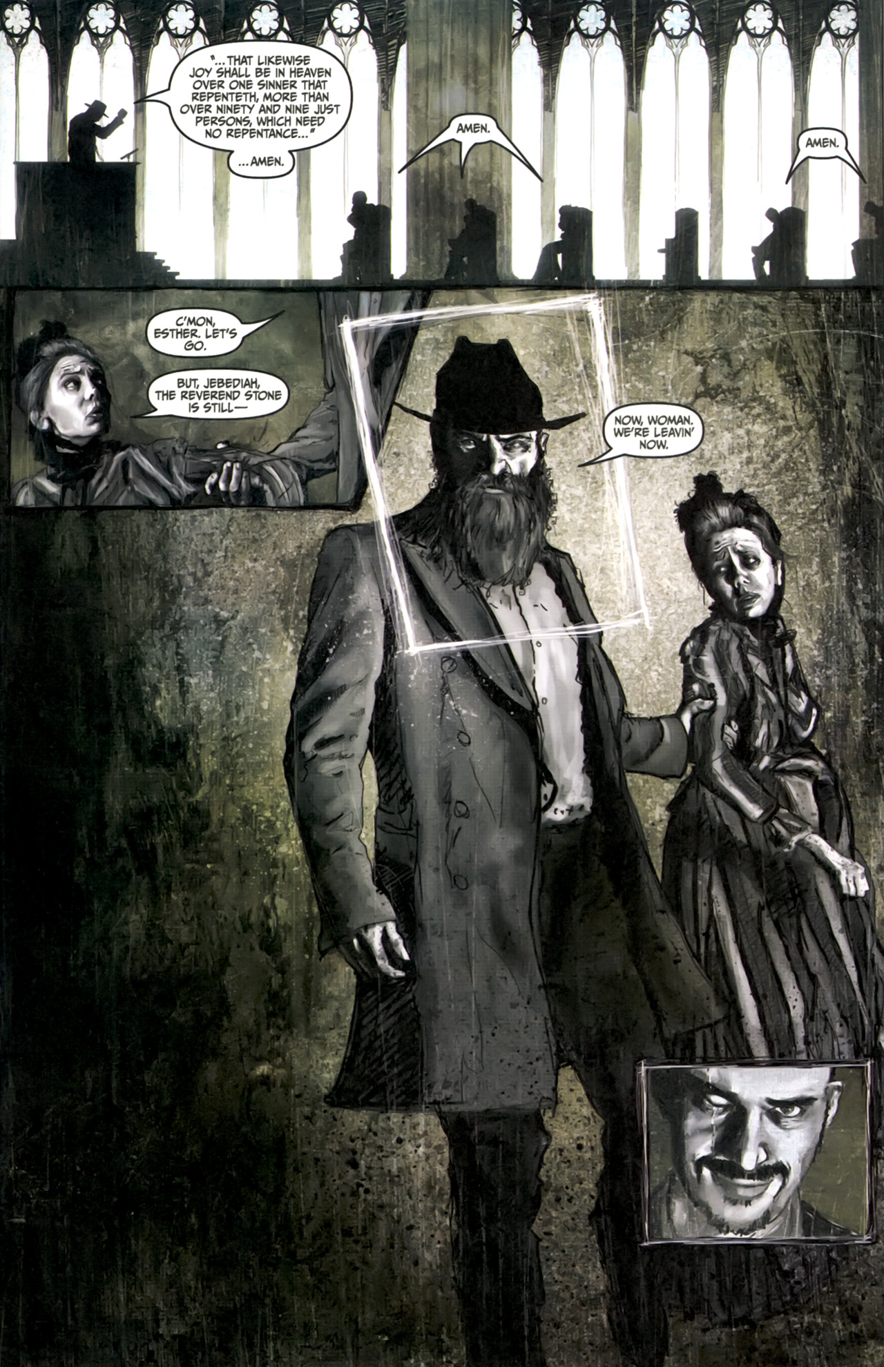 Read online Silent Hill: Past Life comic -  Issue #3 - 17
