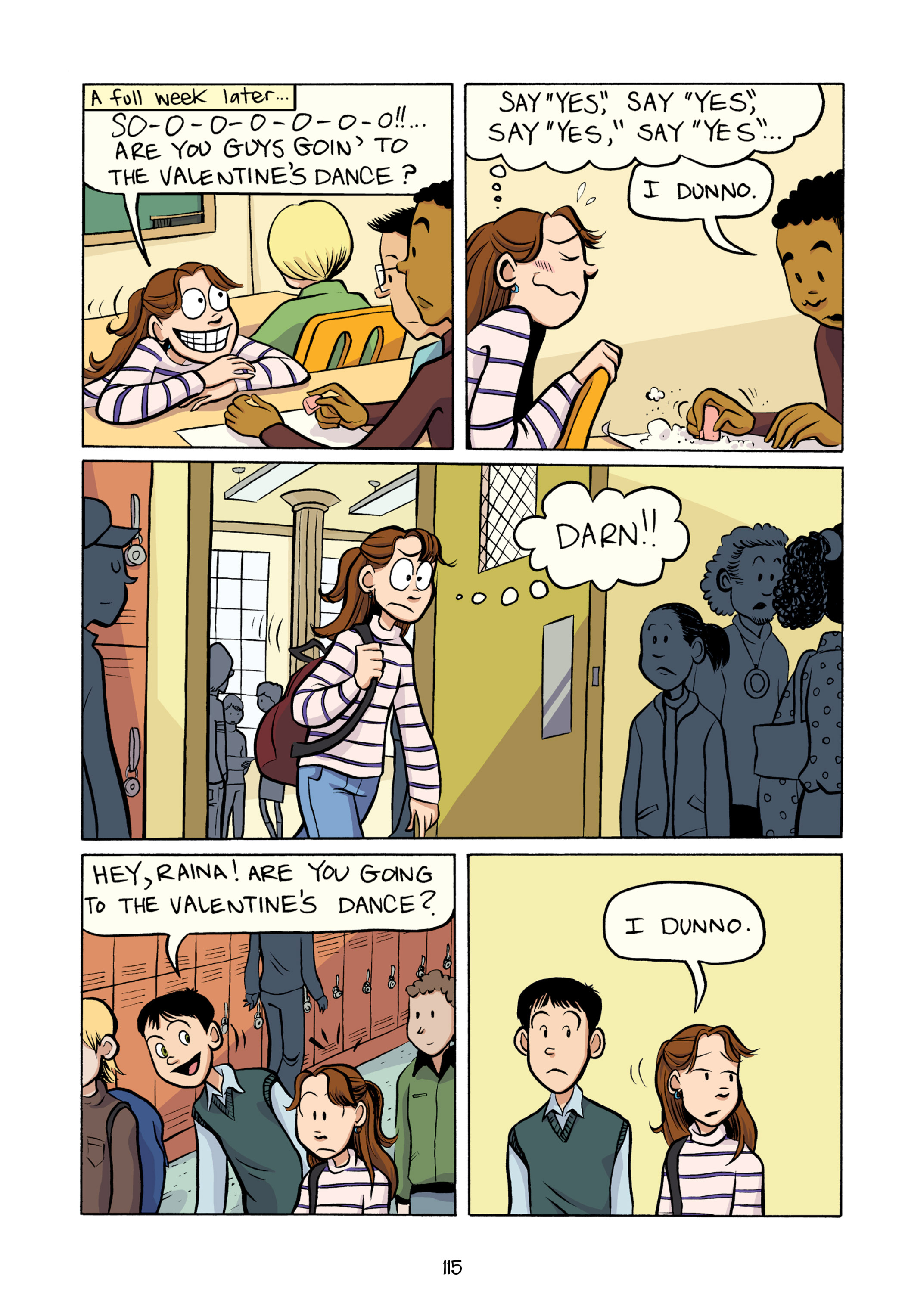 Read online Smile comic -  Issue # TPB - 121