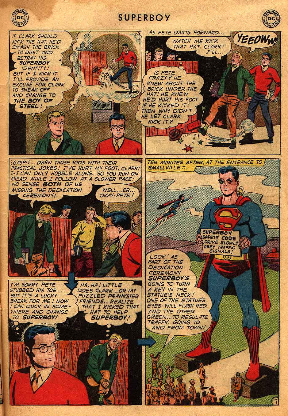 Superboy (1949) issue 96 - Page 8