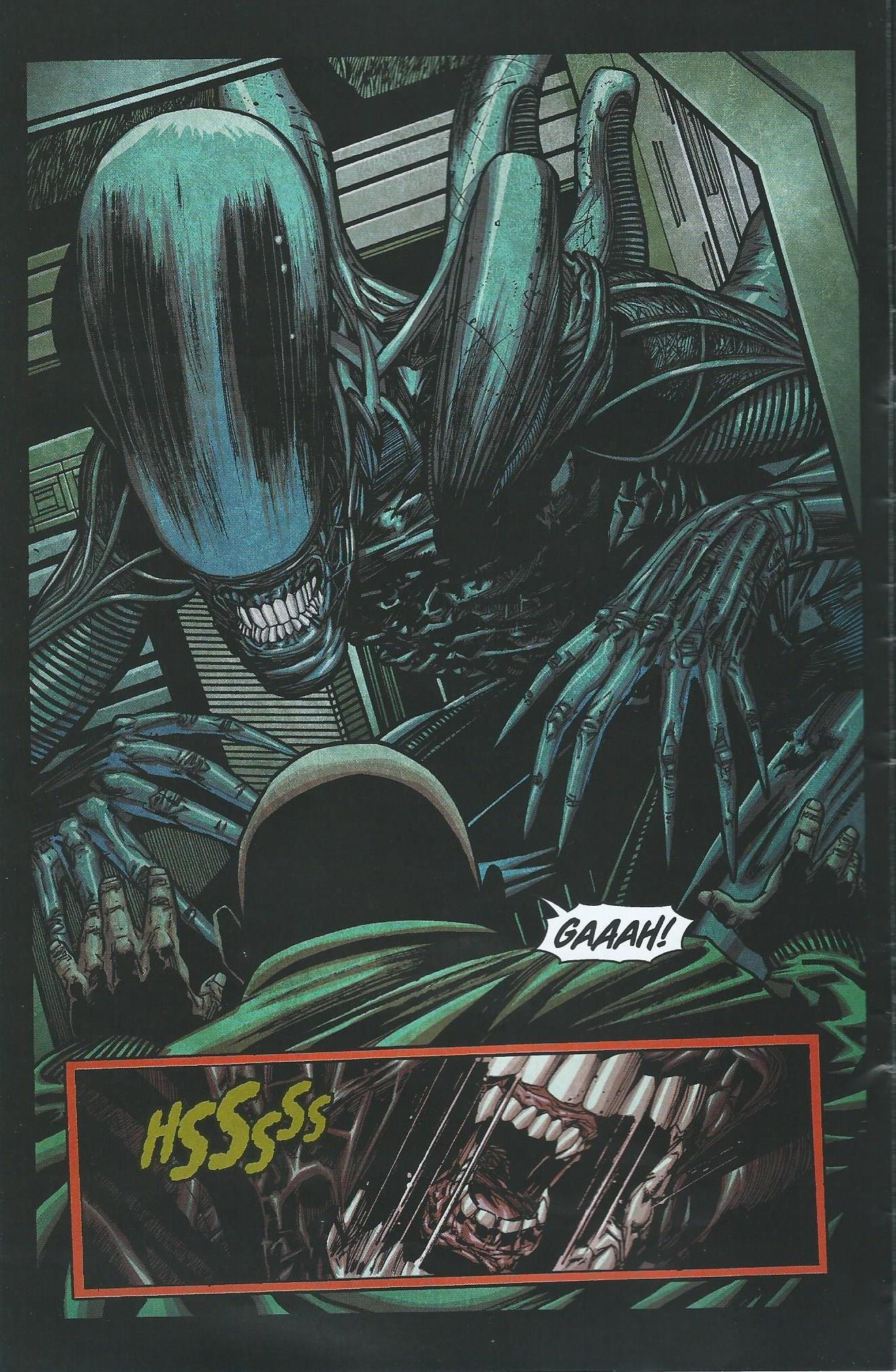 Read online Alien: Isolation comic -  Issue # Full - 5