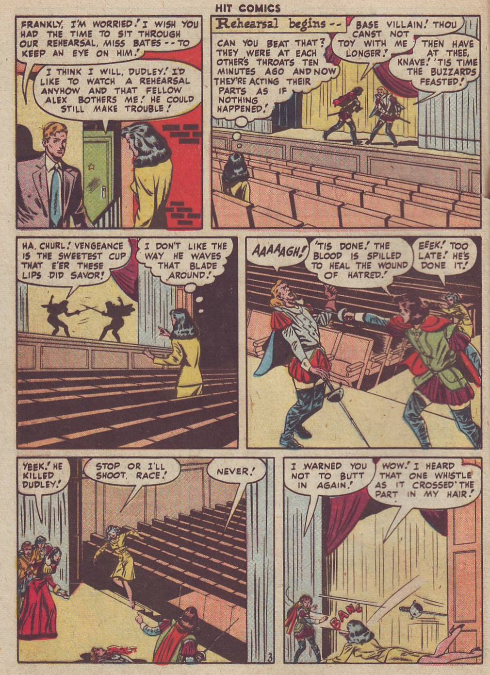 Read online Hit Comics comic -  Issue #51 - 28