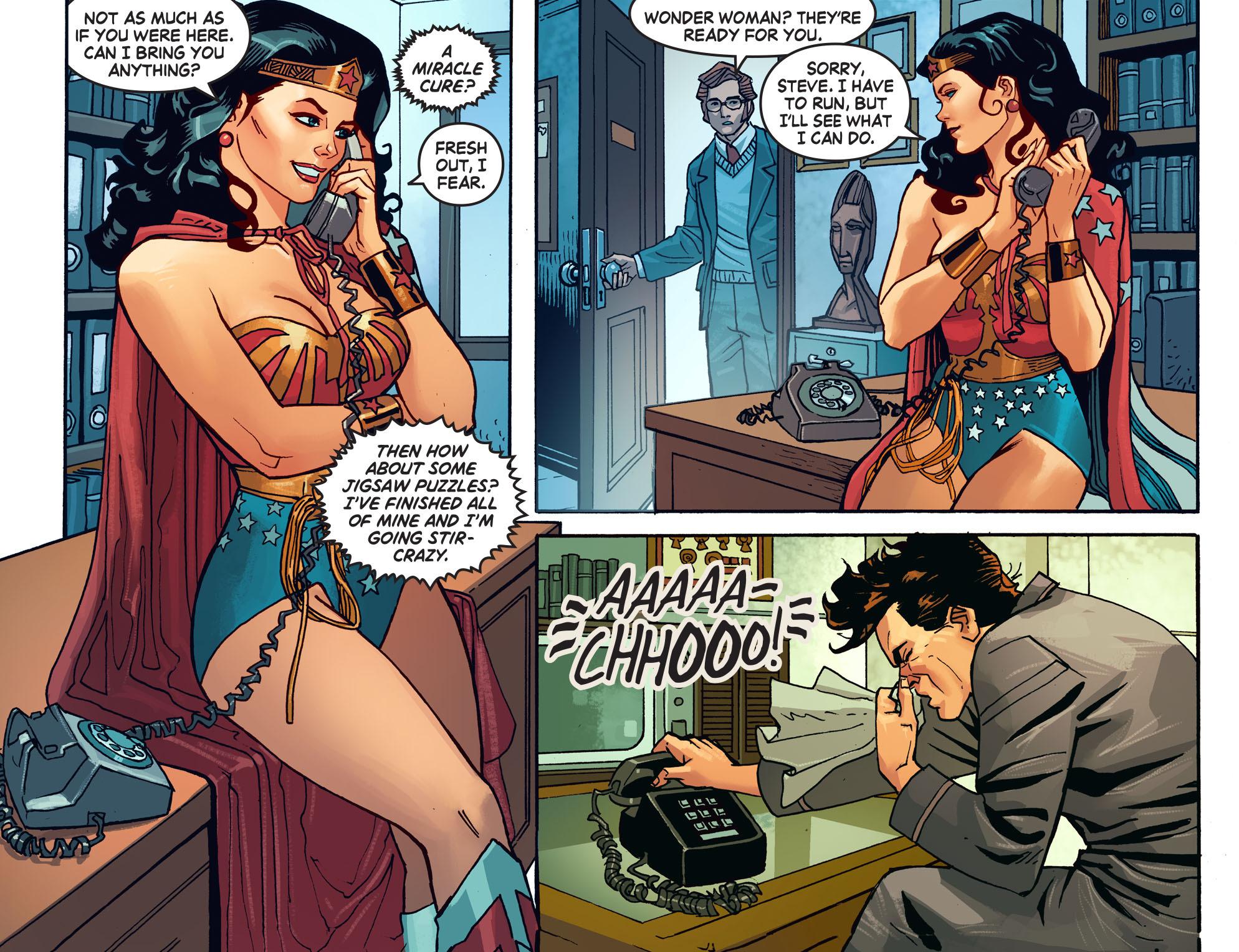 Read online Wonder Woman '77 [I] comic -  Issue #14 - 10
