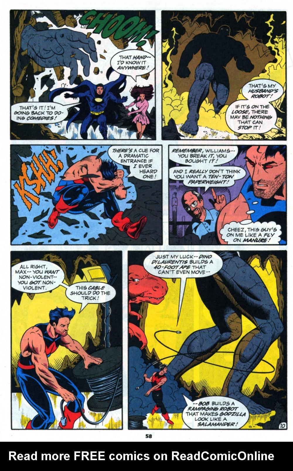 Read online Wonder Man (1991) comic -  Issue # _Annual 2 - 51