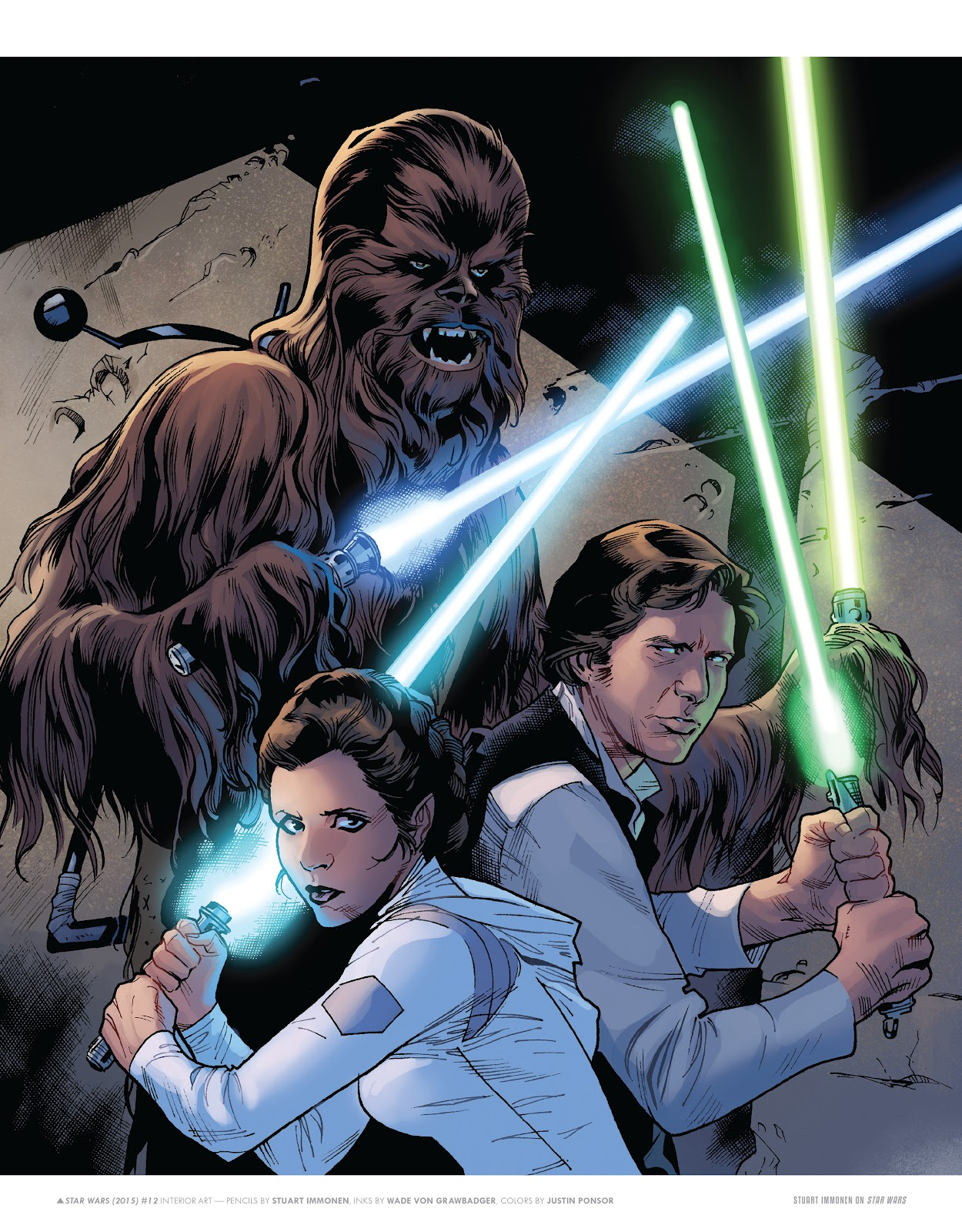 Read online The Marvel Art of Star Wars comic -  Issue # TPB (Part 1) - 48