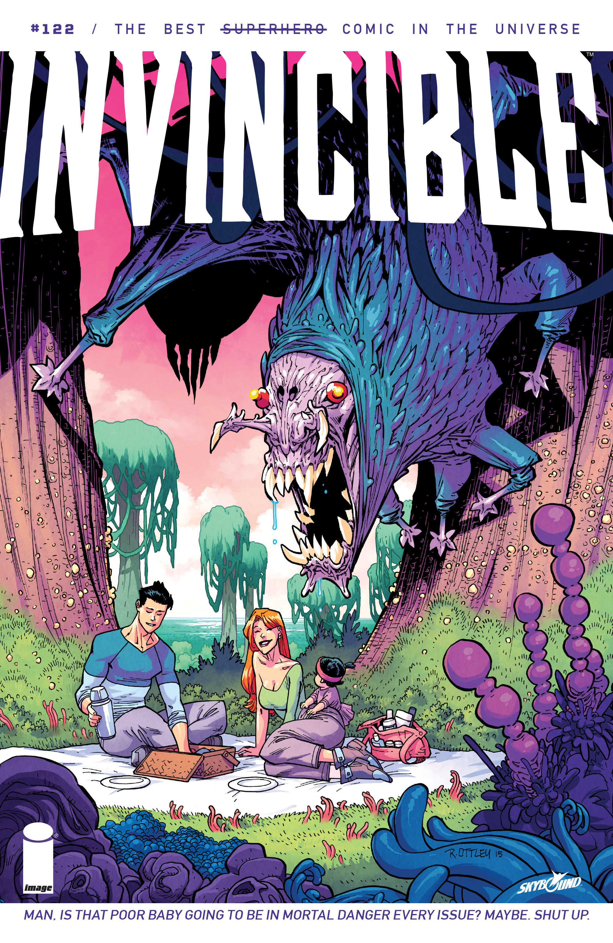 Invincible 122 Page 1
