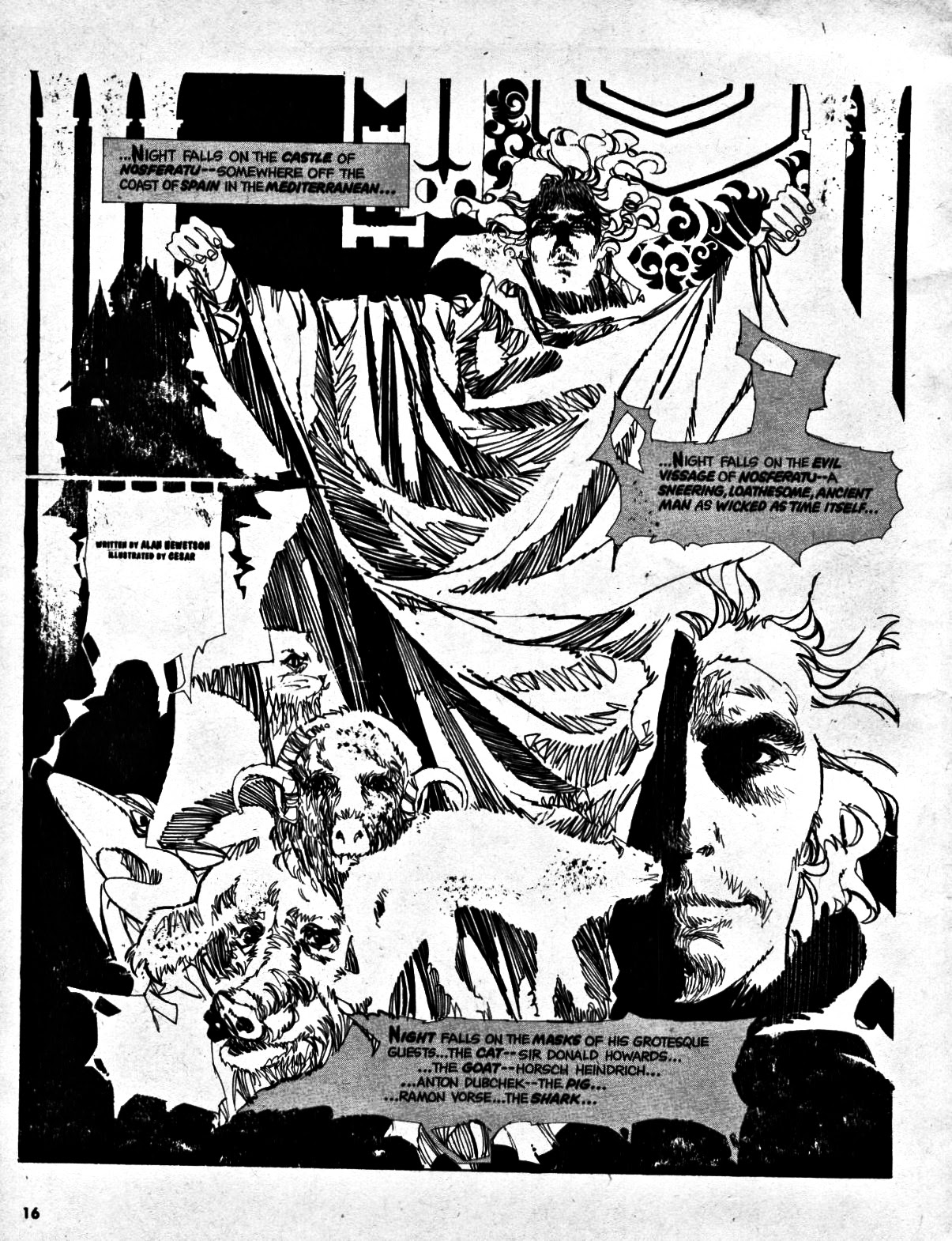 Scream (1973) issue 7 - Page 16