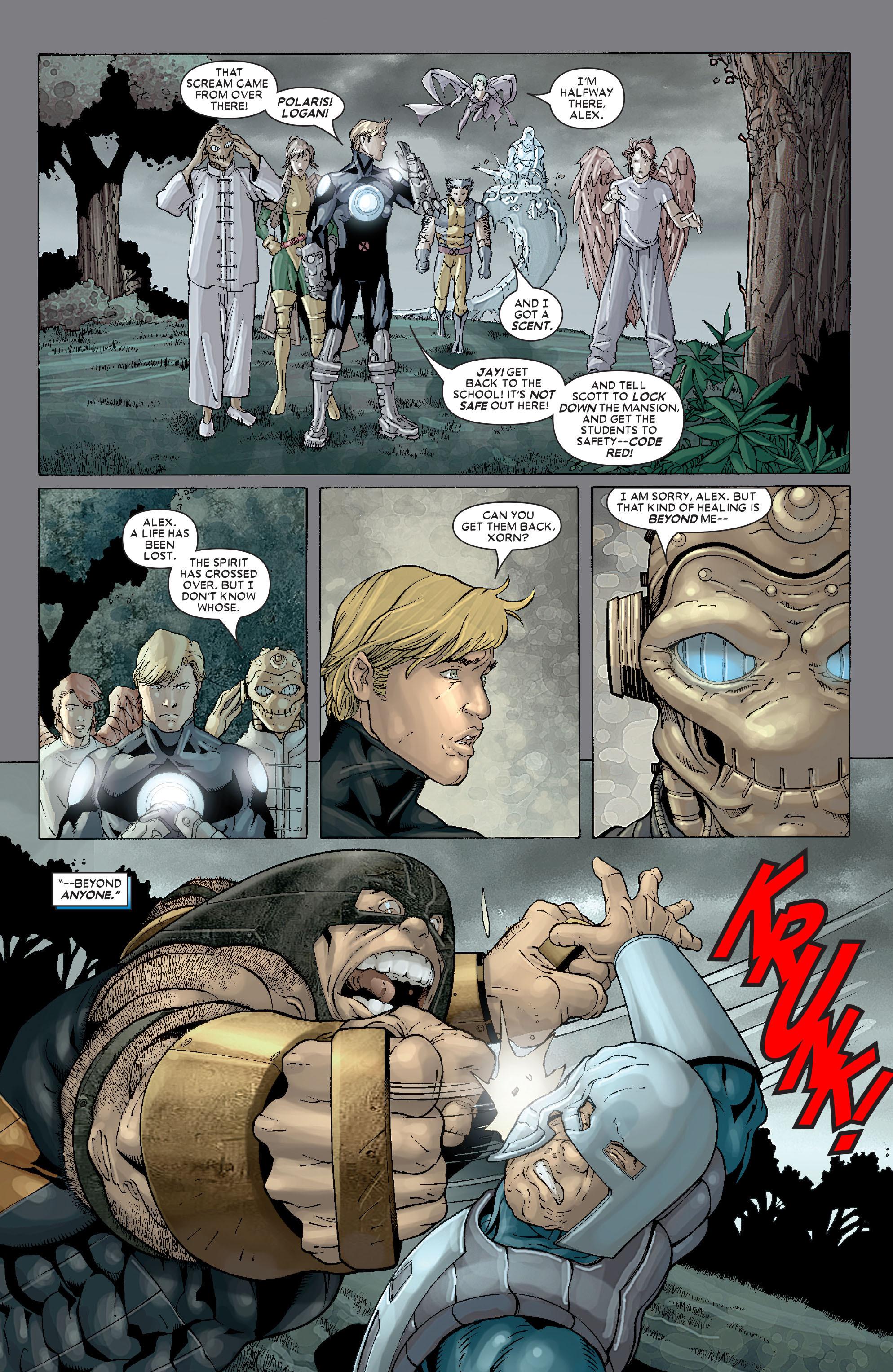 X-Men (1991) 162 Page 17