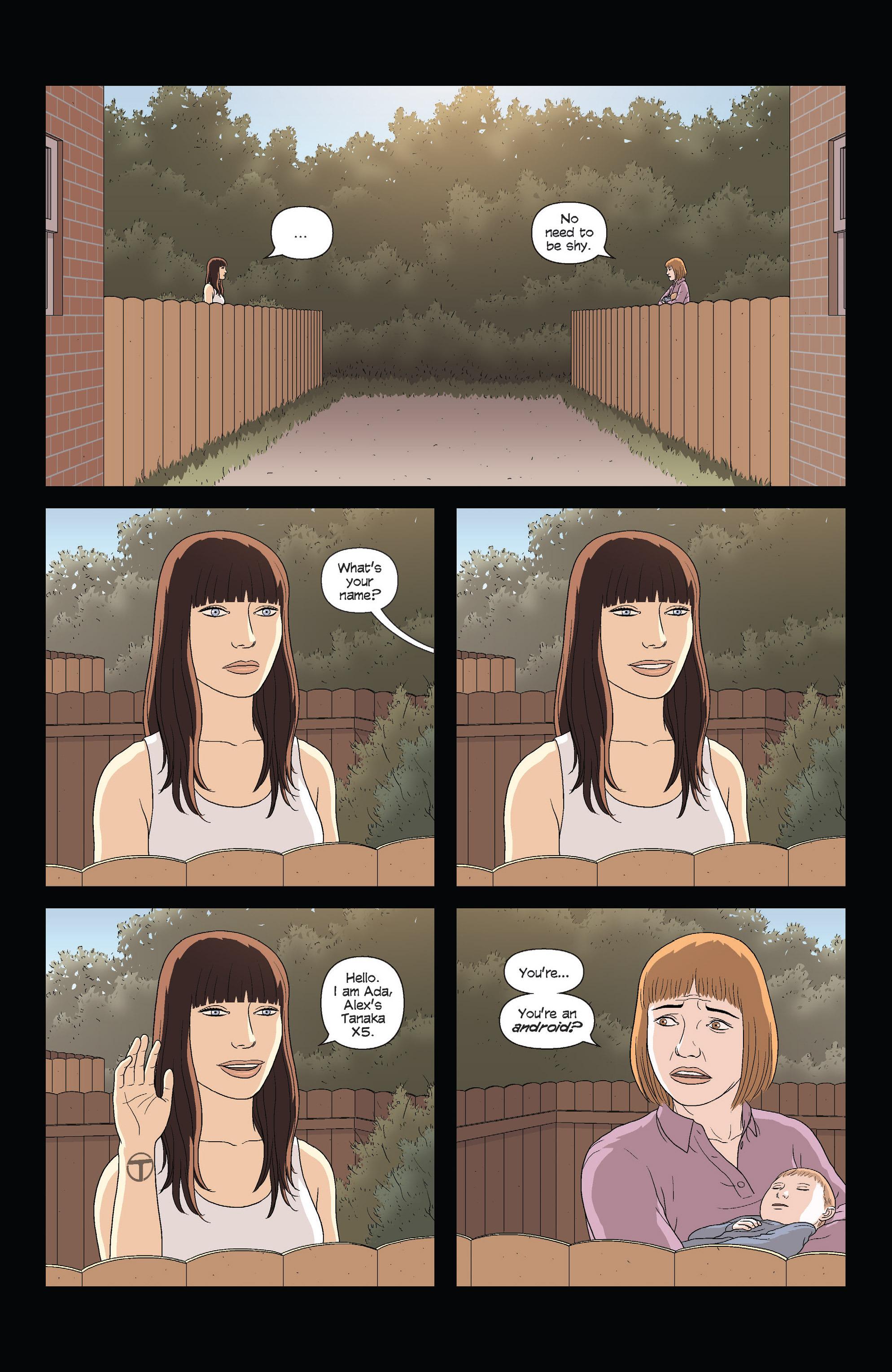 Read online Alex   Ada comic -  Issue #7 - 3