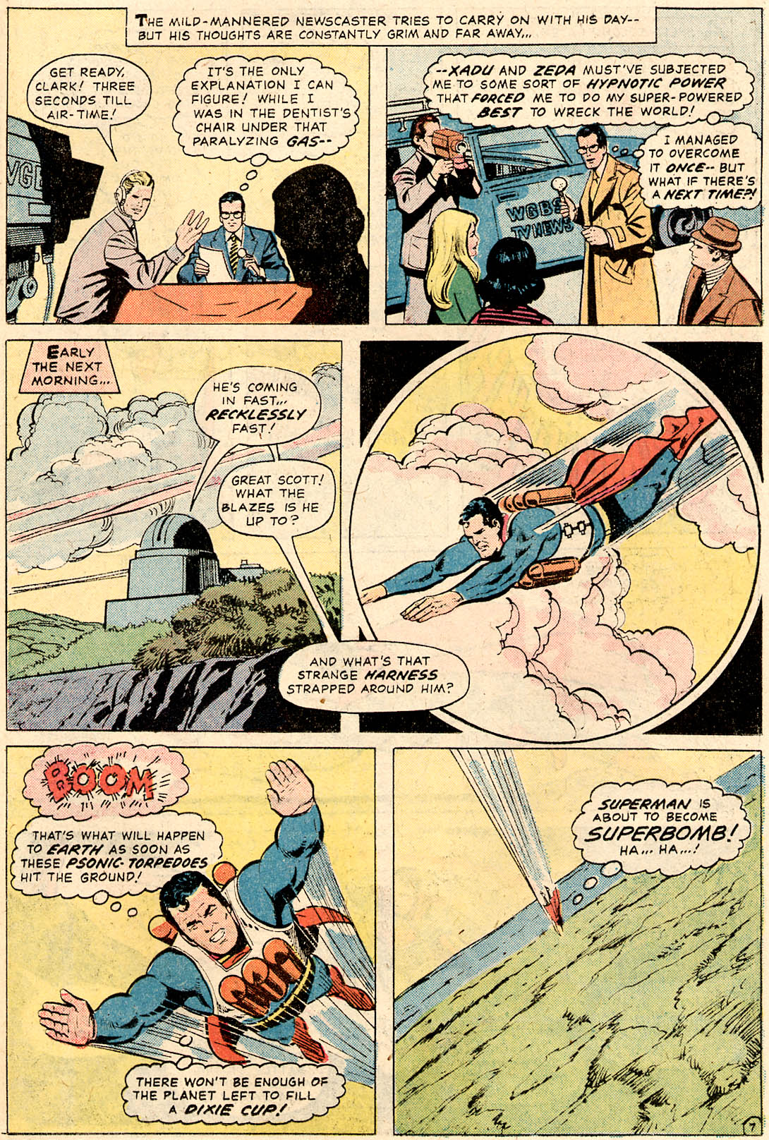 Read online Action Comics (1938) comic -  Issue #435 - 8