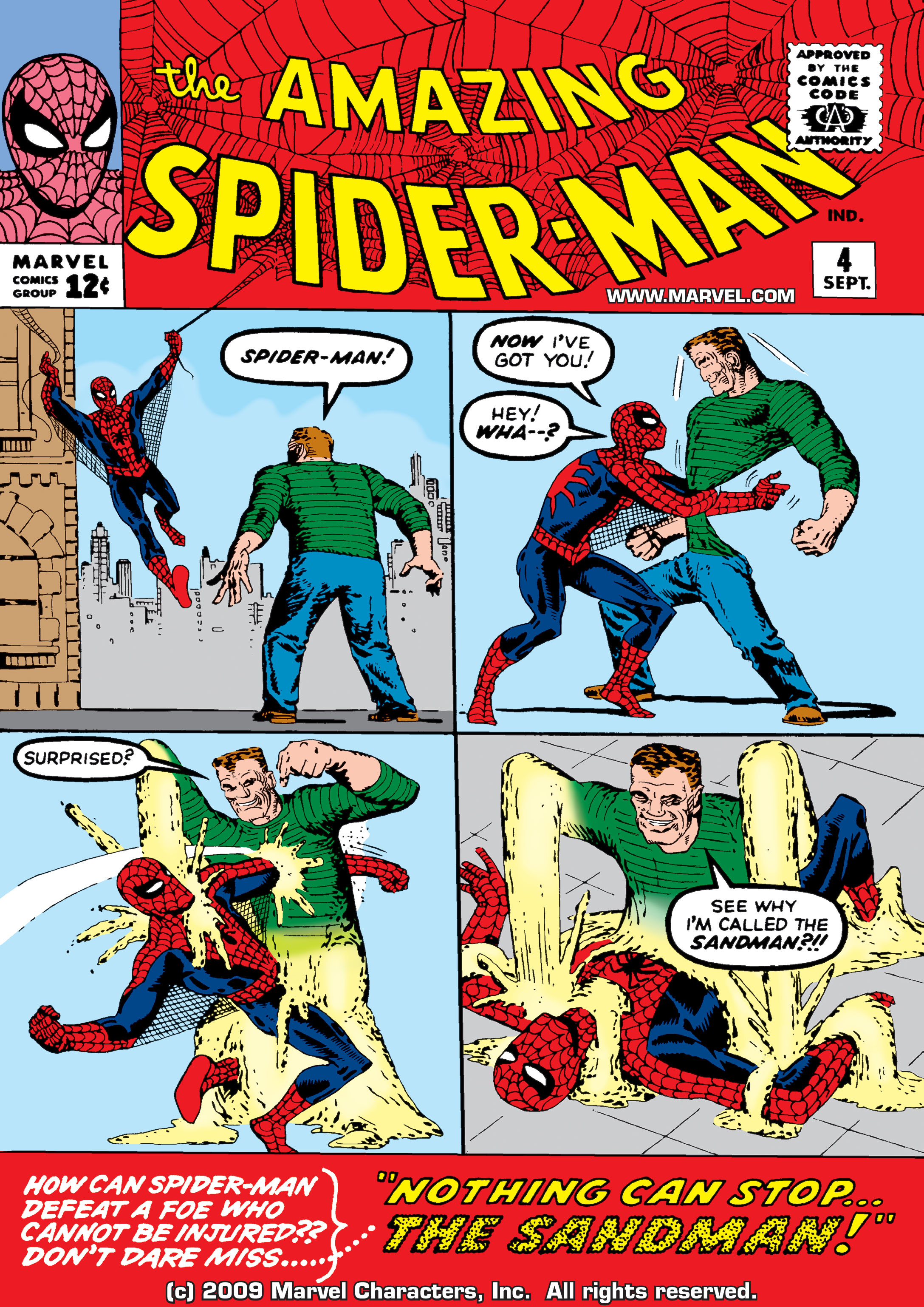 The Amazing Spider-Man (1963) 4 Page 1