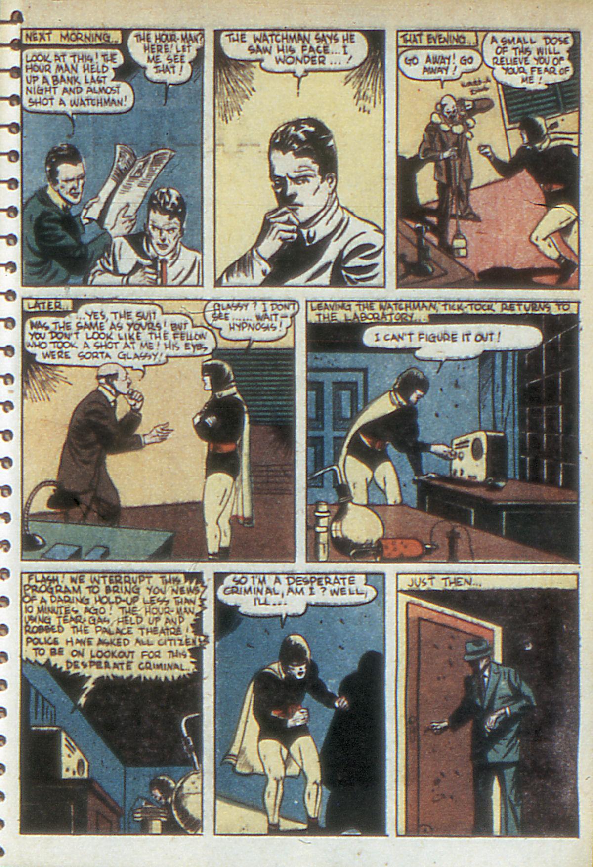 Read online Adventure Comics (1938) comic -  Issue #52 - 61
