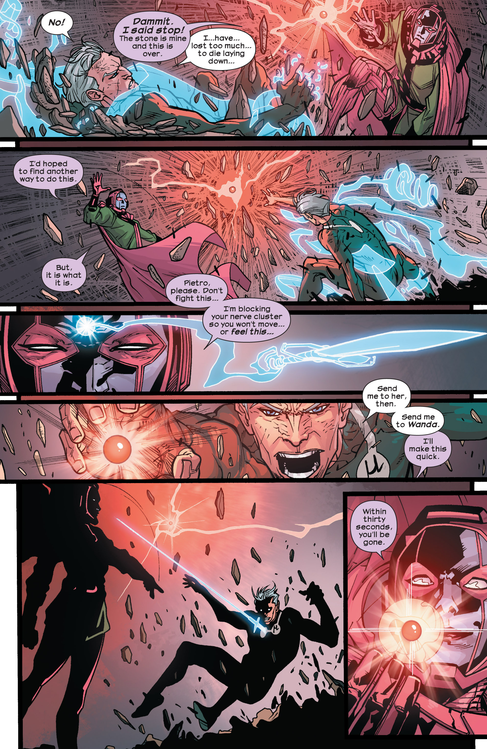 Read online Ultimate Comics Ultimates comic -  Issue #29 - 14