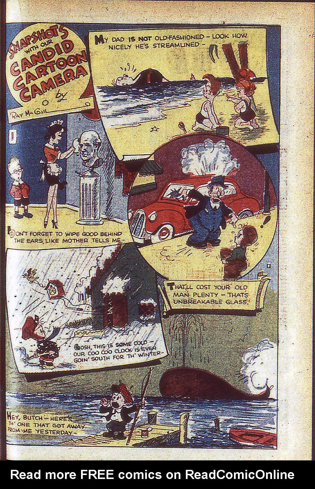 Read online Adventure Comics (1938) comic -  Issue #59 - 40
