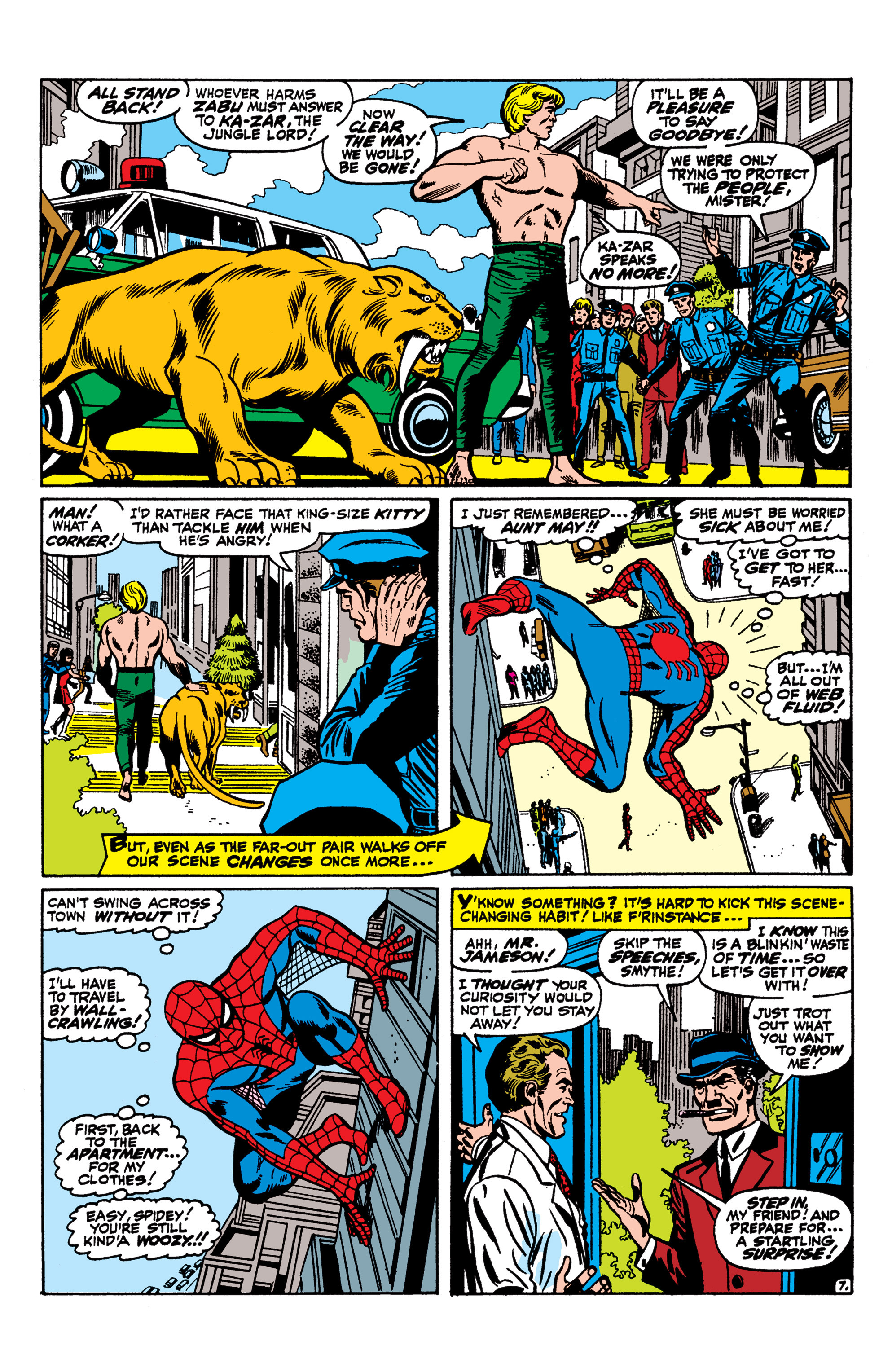 The Amazing Spider-Man (1963) 58 Page 7