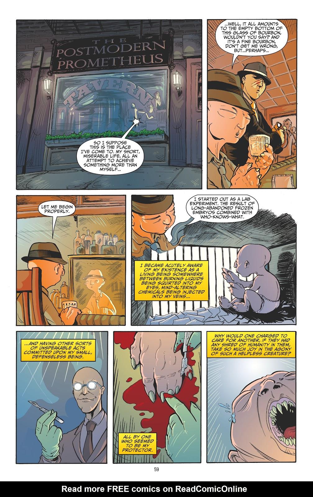 Read online Strange Adventures (2014) comic -  Issue # TPB (Part 1) - 56