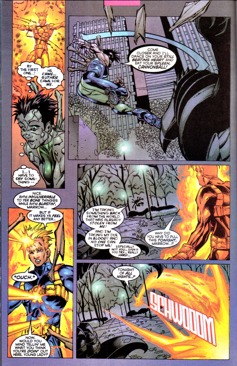 X-Men (1991) 79 Page 8