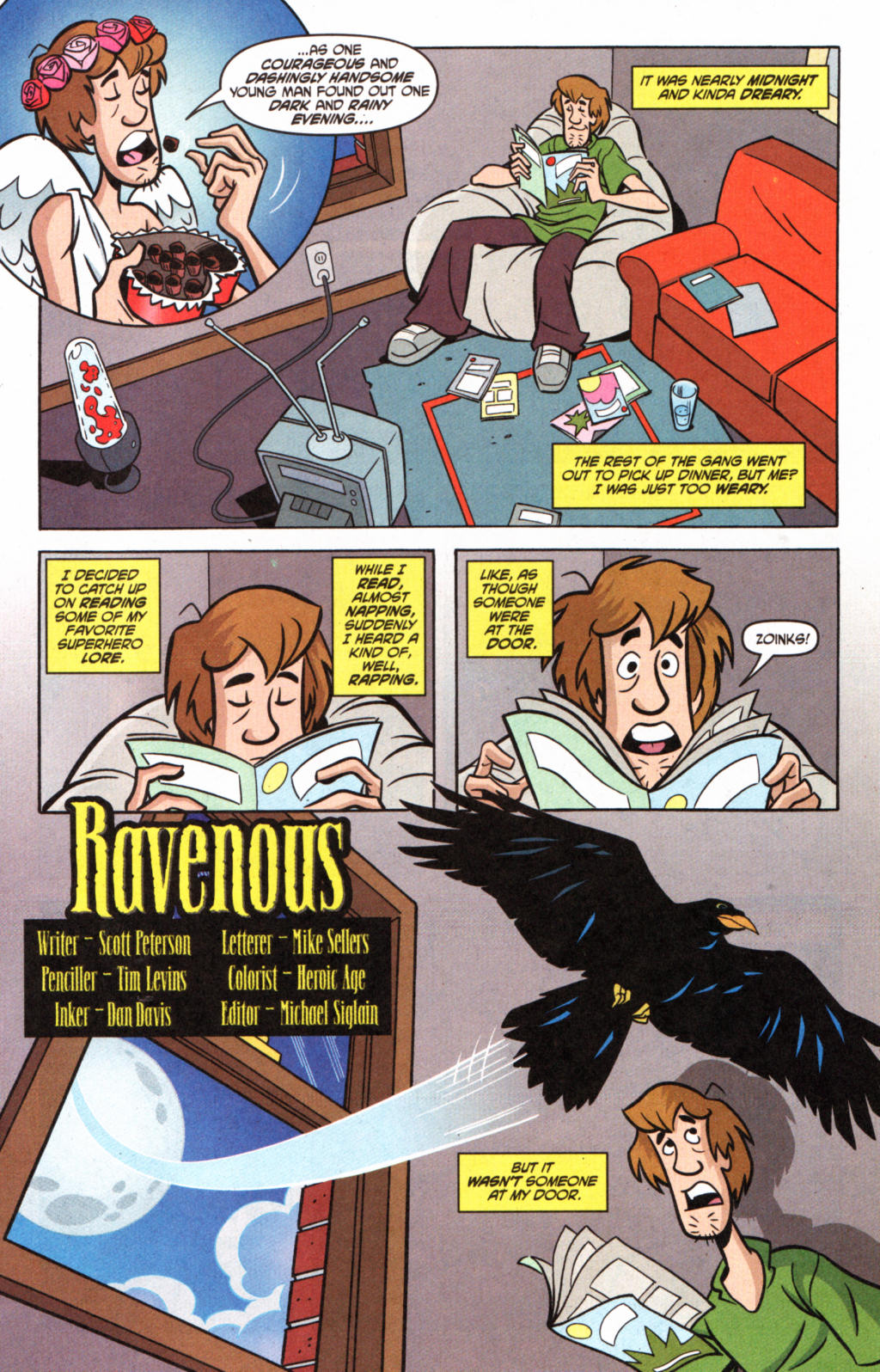 Read online Scooby-Doo (1997) comic -  Issue #117 - 10