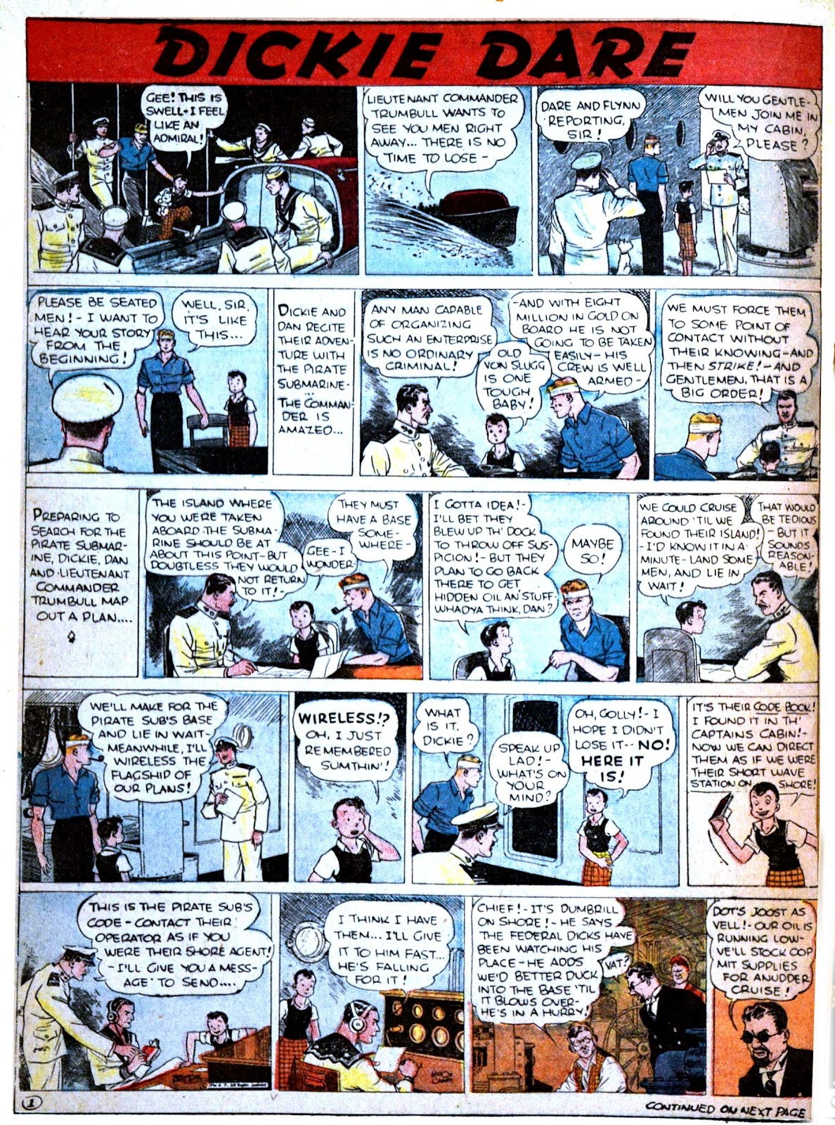 Read online Famous Funnies comic -  Issue #29 - 22