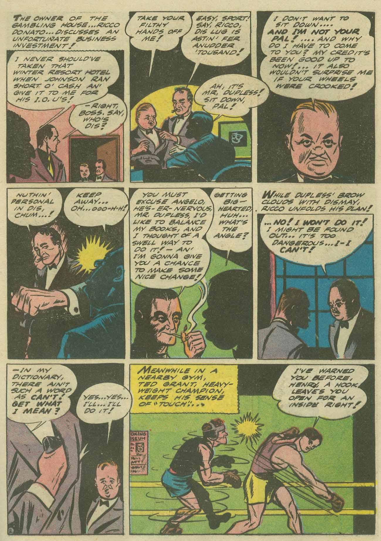 Read online Sensation (Mystery) Comics comic -  Issue #9 - 57