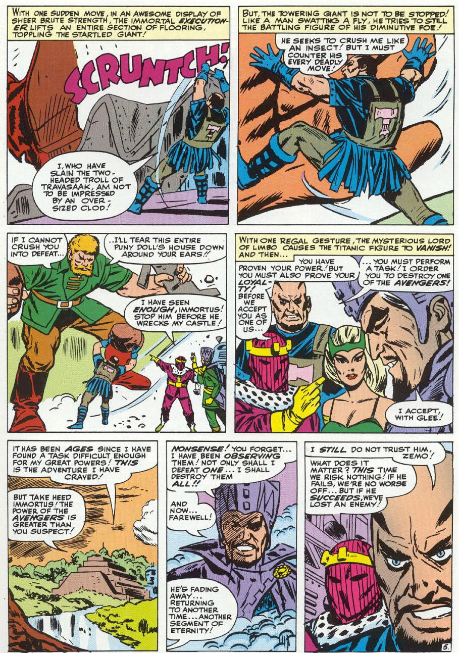 The Avengers (1963) 10 Page 5