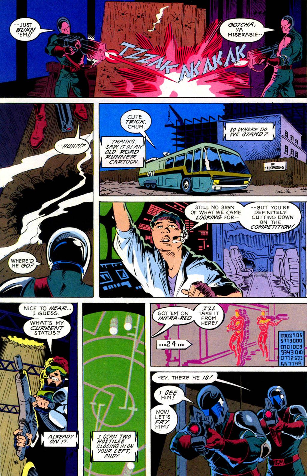 Read online Gunfire comic -  Issue #1 - 24