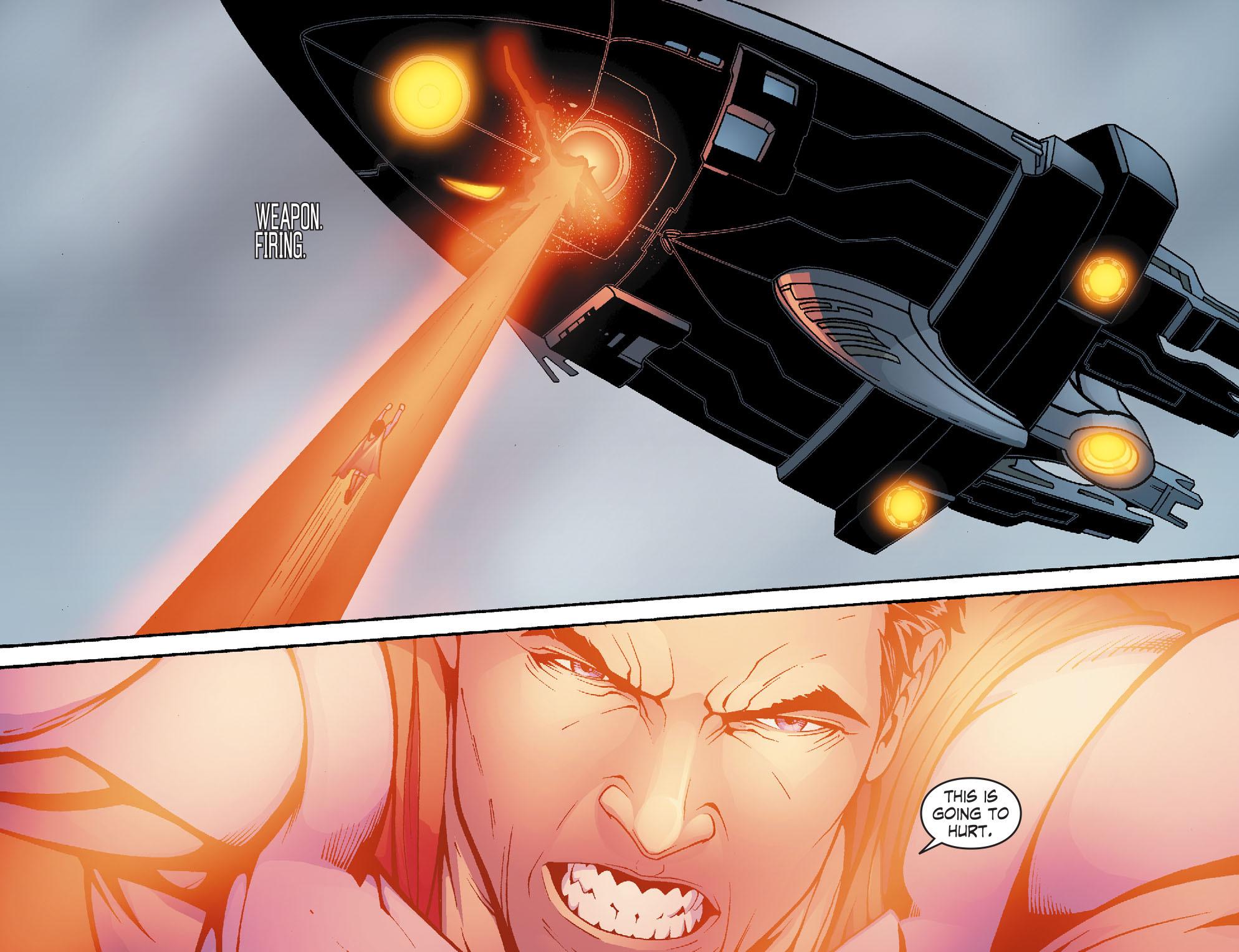 Read online Smallville: Alien comic -  Issue #11 - 17