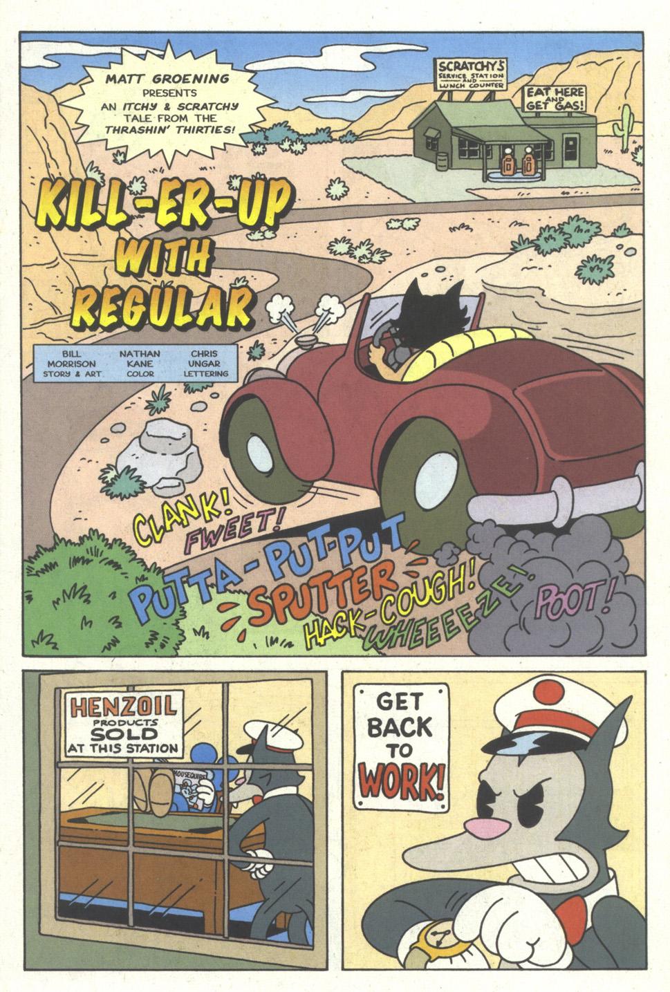 Read online Simpsons Comics comic -  Issue #15 - 24