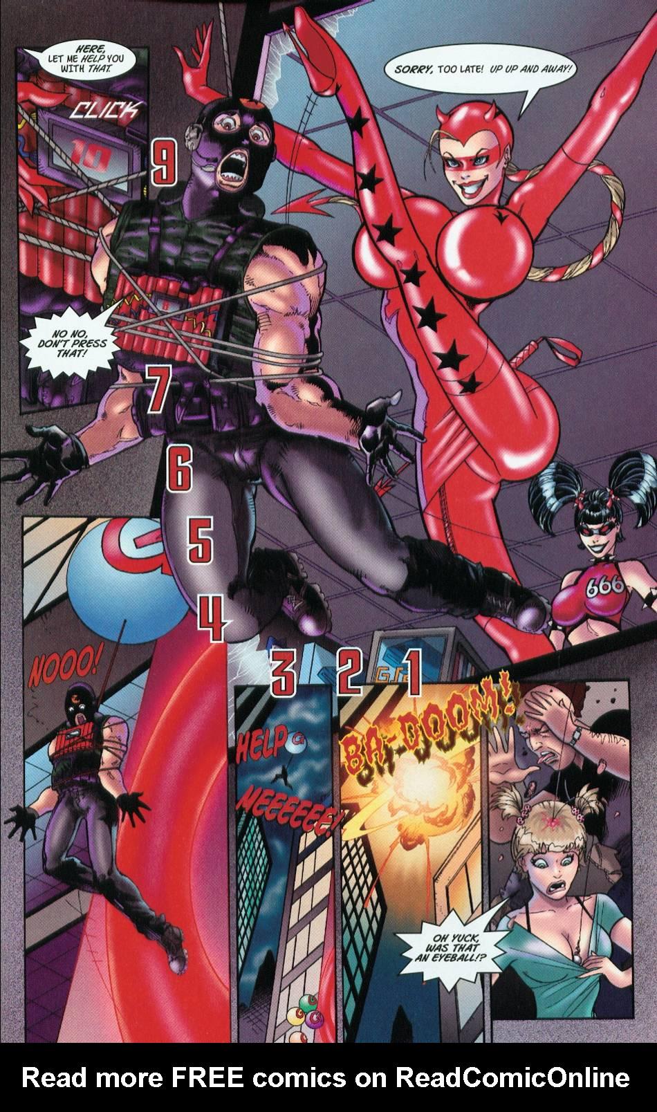 Read online 3 Little Kittens: Purrr-fect Weapons comic -  Issue #1 - 17