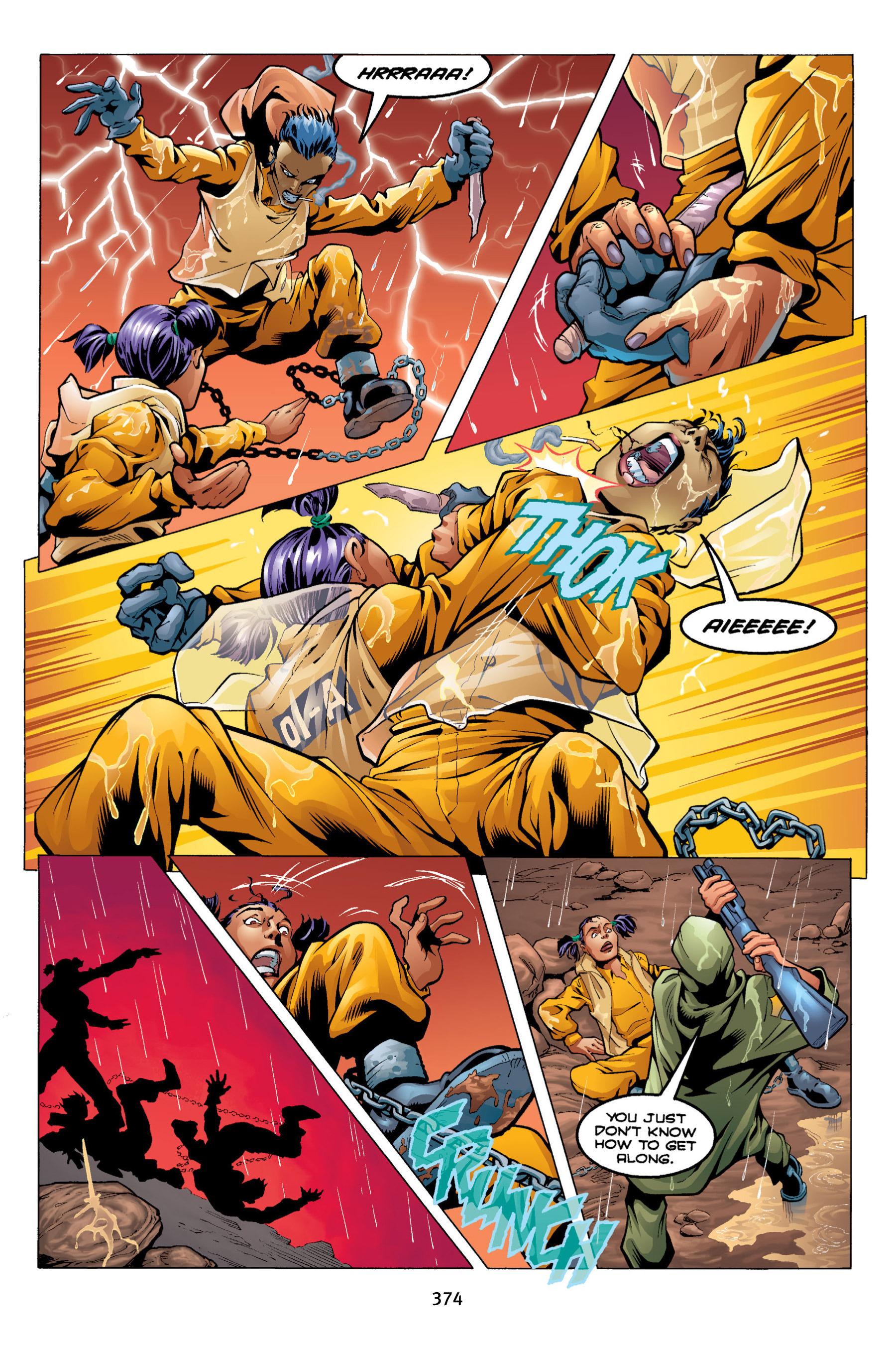 Read online Aliens vs. Predator Omnibus comic -  Issue # _TPB 2 Part 4 - 39