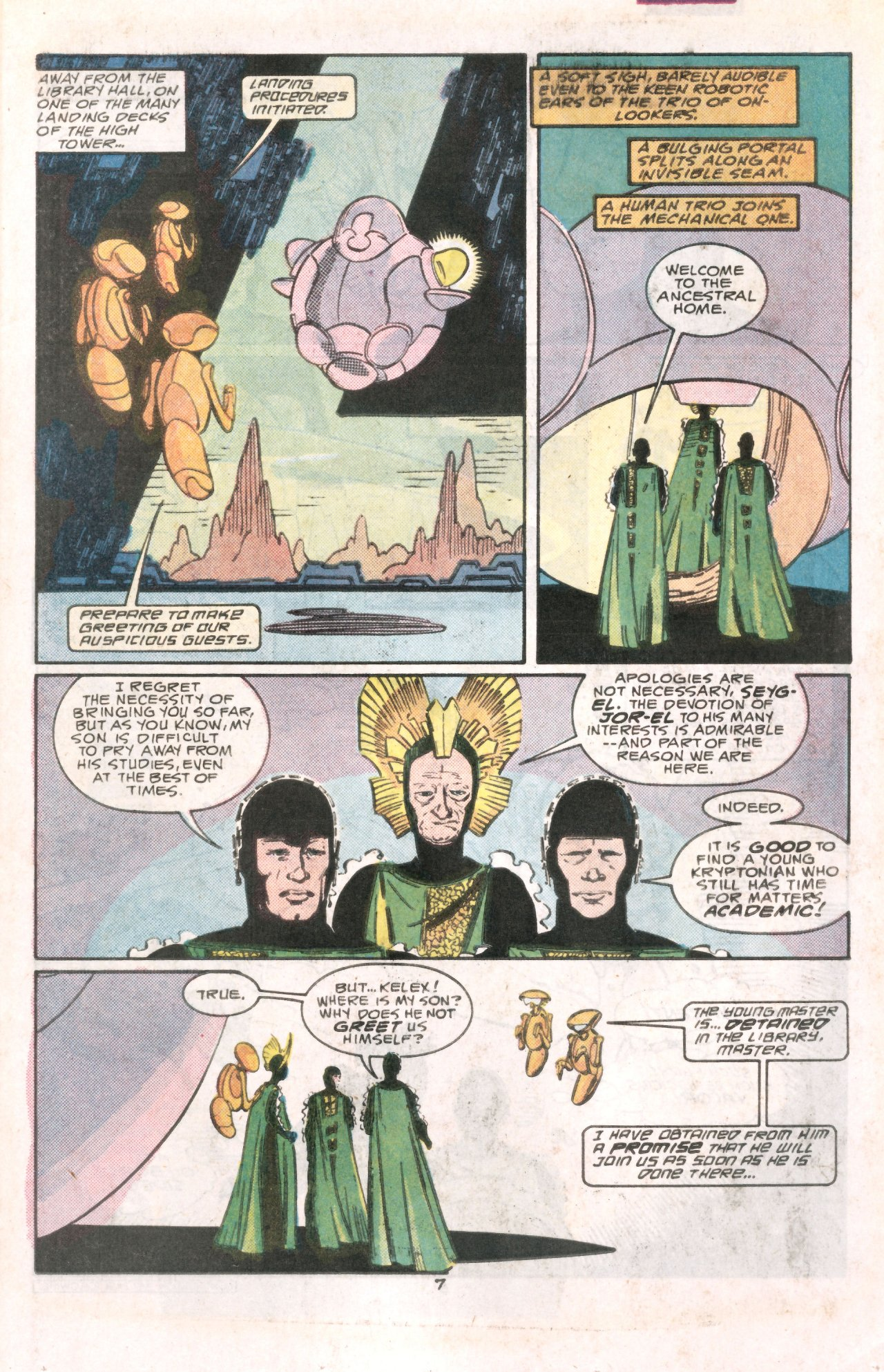 Read online World of Krypton comic -  Issue #3 - 13
