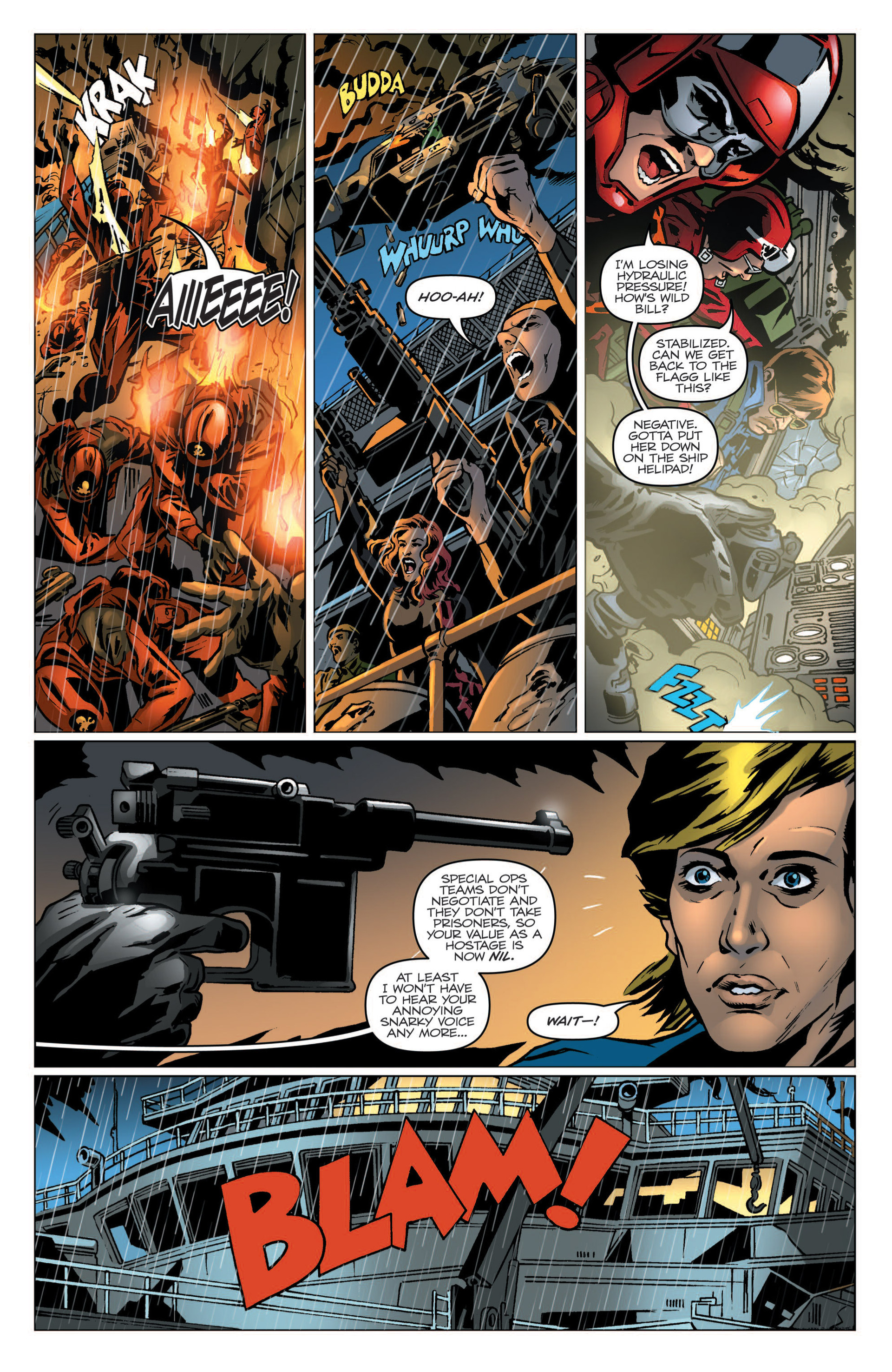 G.I. Joe: A Real American Hero 188 Page 22