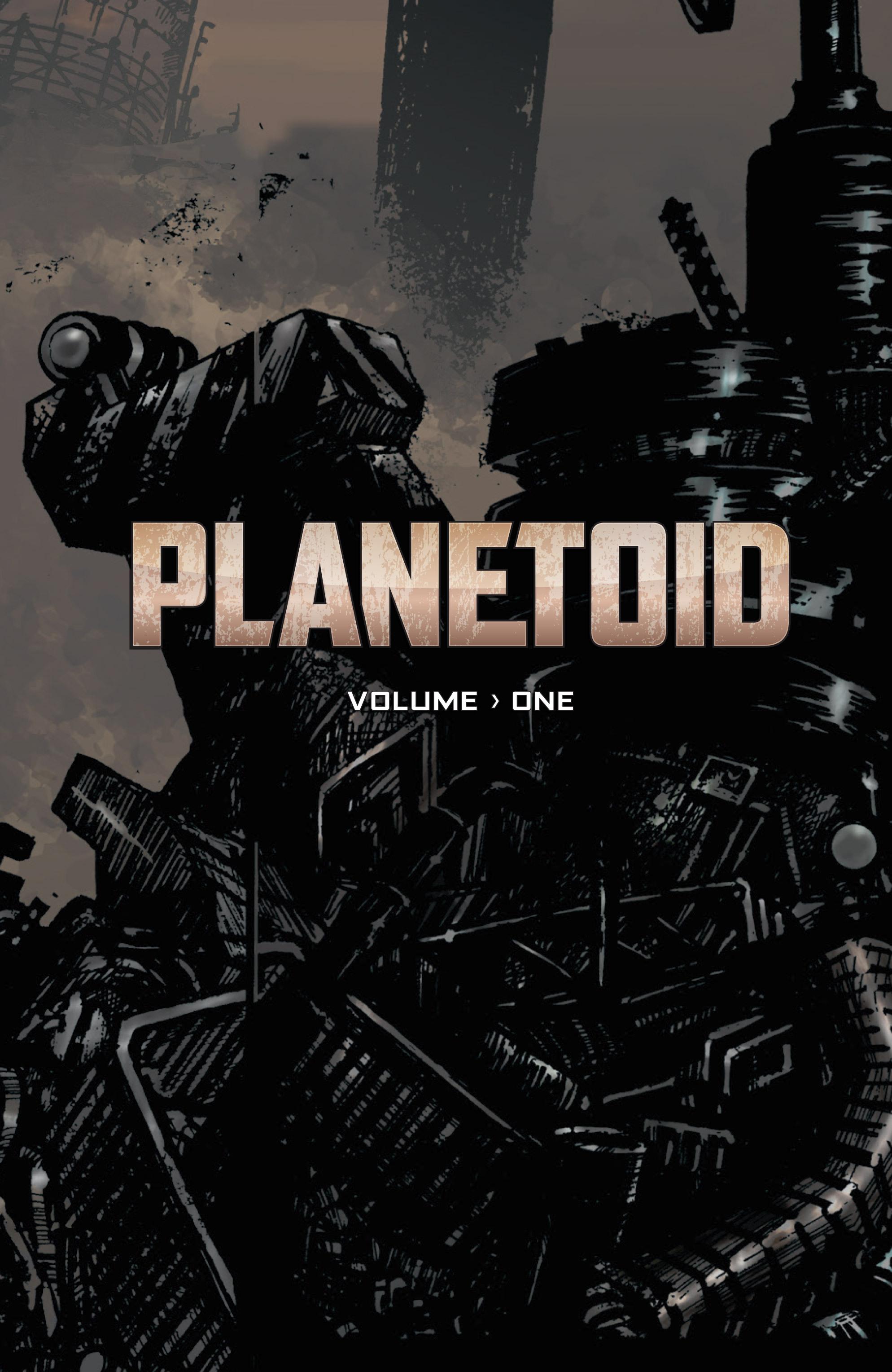 Read online Planetoid comic -  Issue # TPB - 3