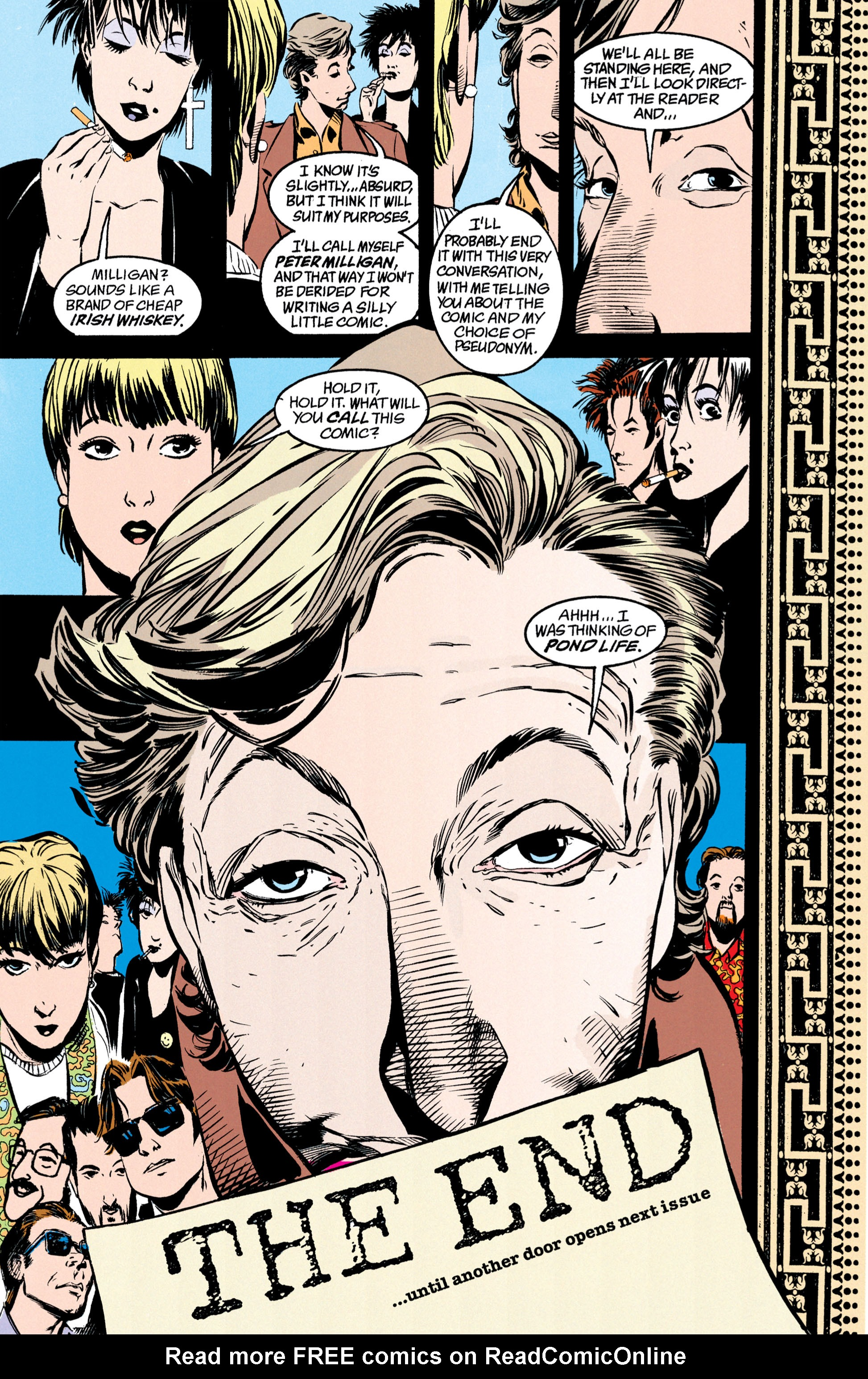 Read online Shade, the Changing Man comic -  Issue #39 - 25
