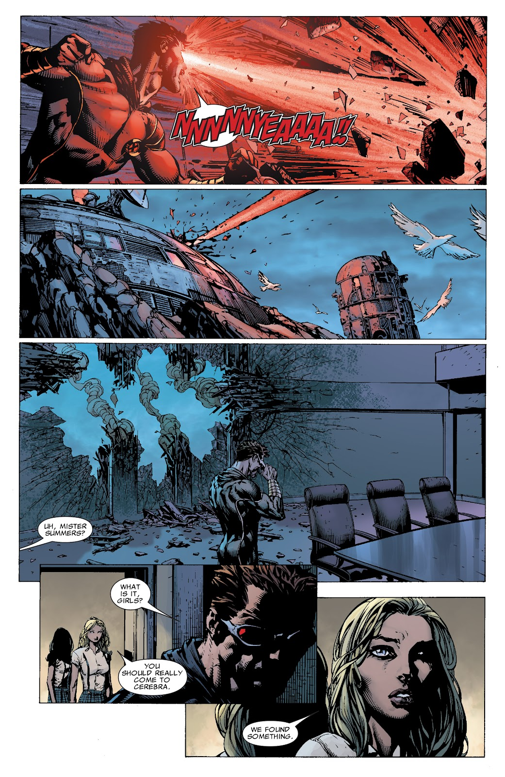 Read online X-Men: Second Coming comic -  Issue # _TPB (Part 1) - 22