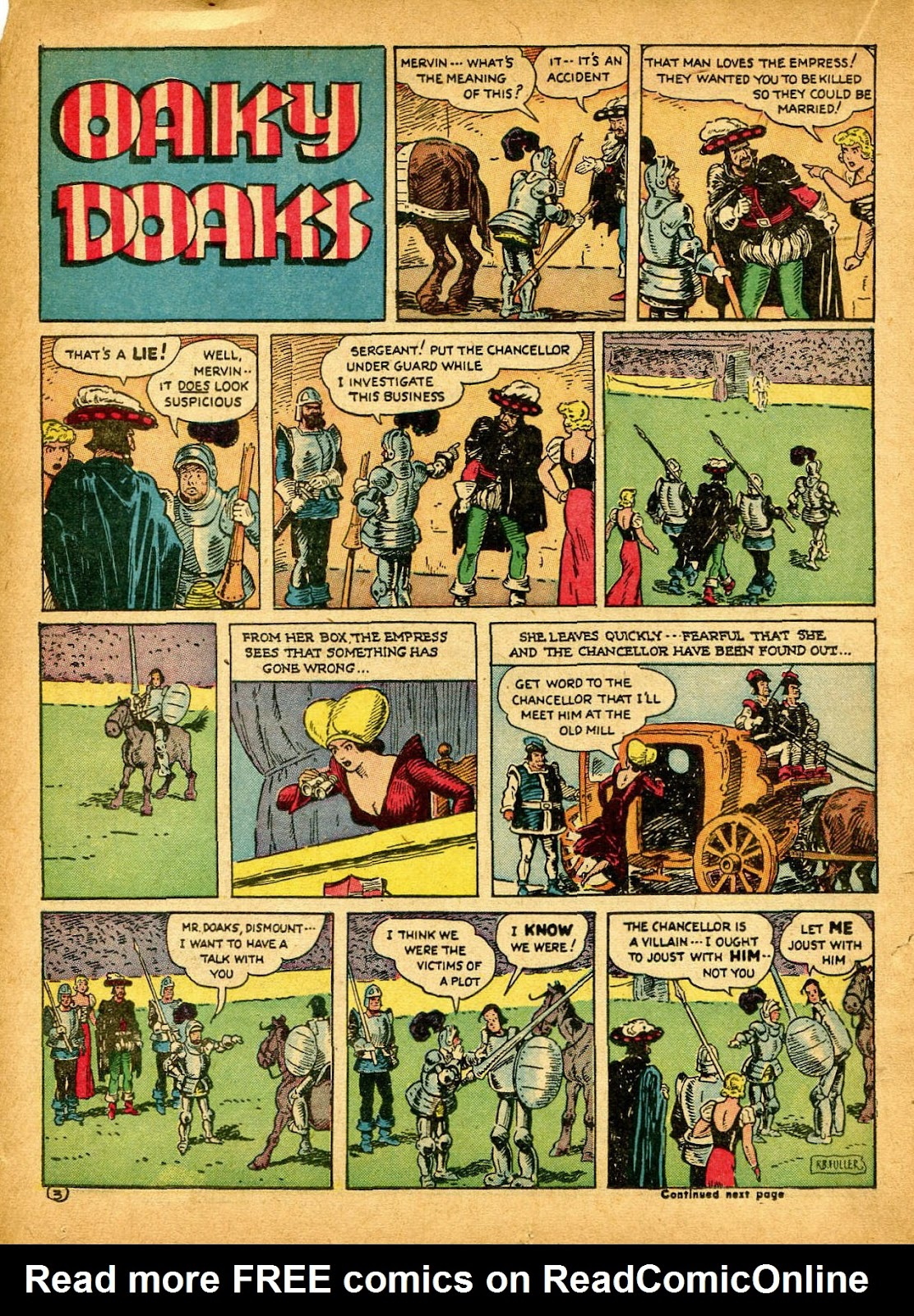 Read online Famous Funnies comic -  Issue #84 - 40