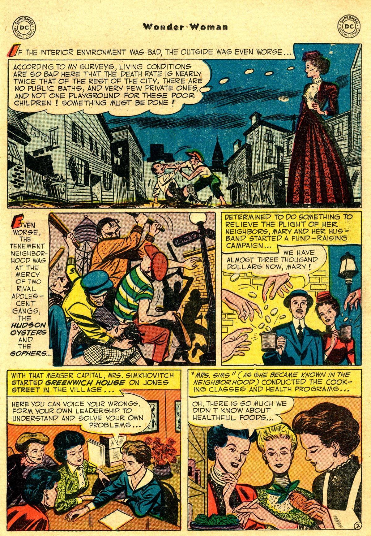 Read online Wonder Woman (1942) comic -  Issue #55 - 29