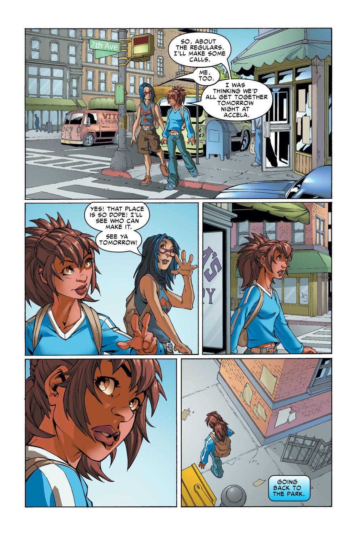 Read online Amazing Fantasy (2004) comic -  Issue #2 - 19