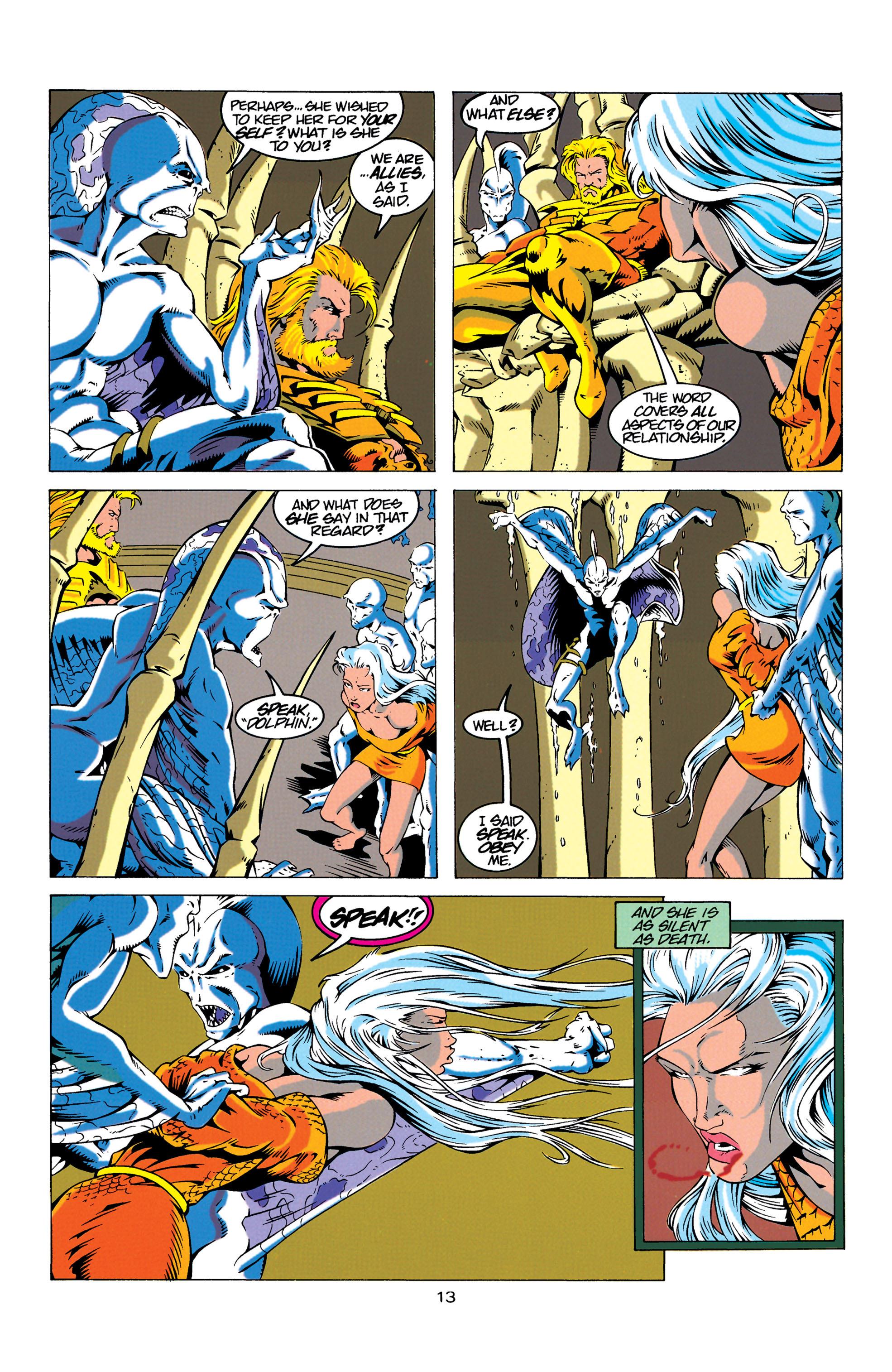 Read online Aquaman (1994) comic -  Issue #18 - 13